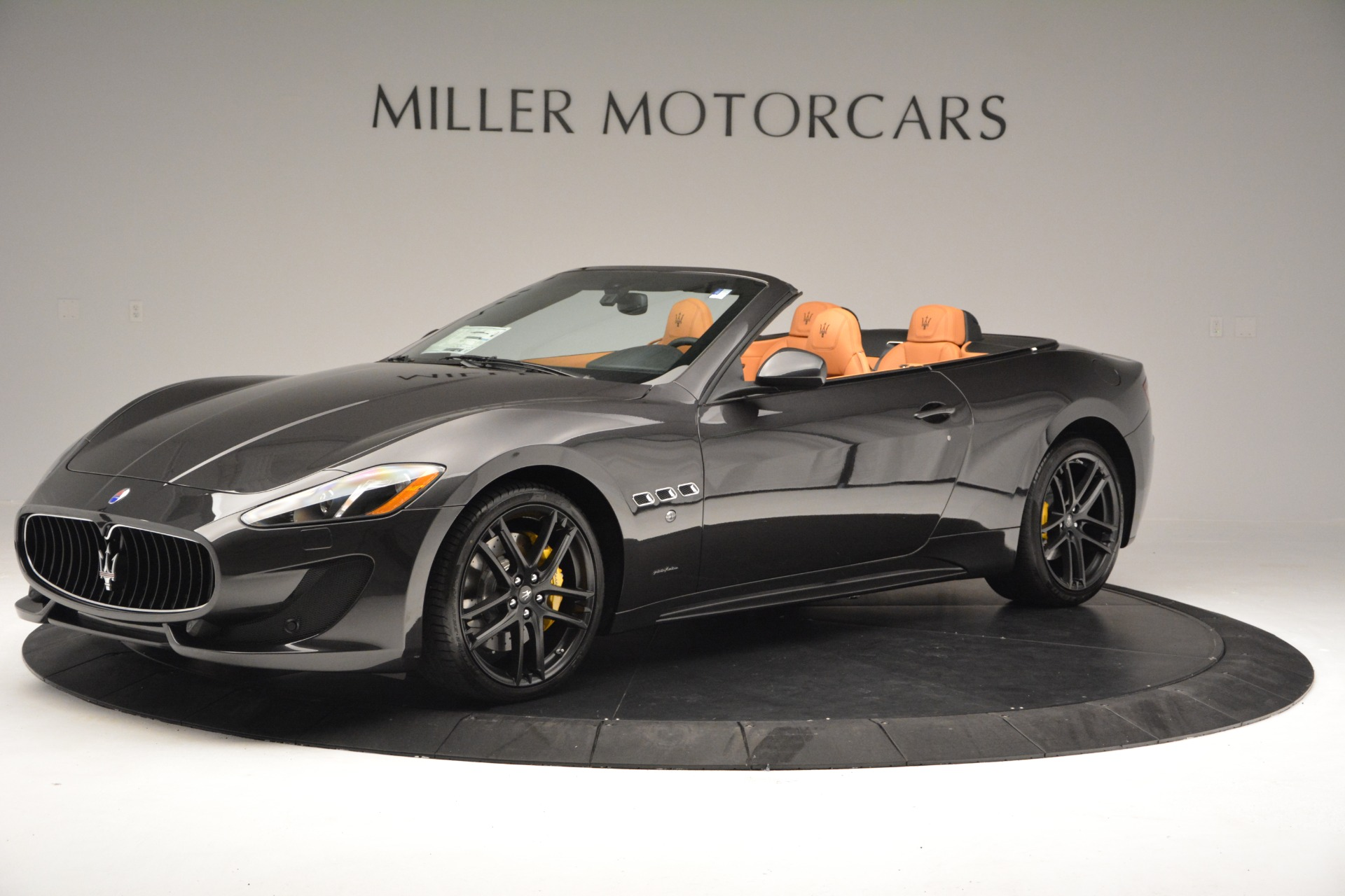 Used 2015 Maserati GranTurismo Sport Convertible For Sale In Greenwich, CT 2129_p2
