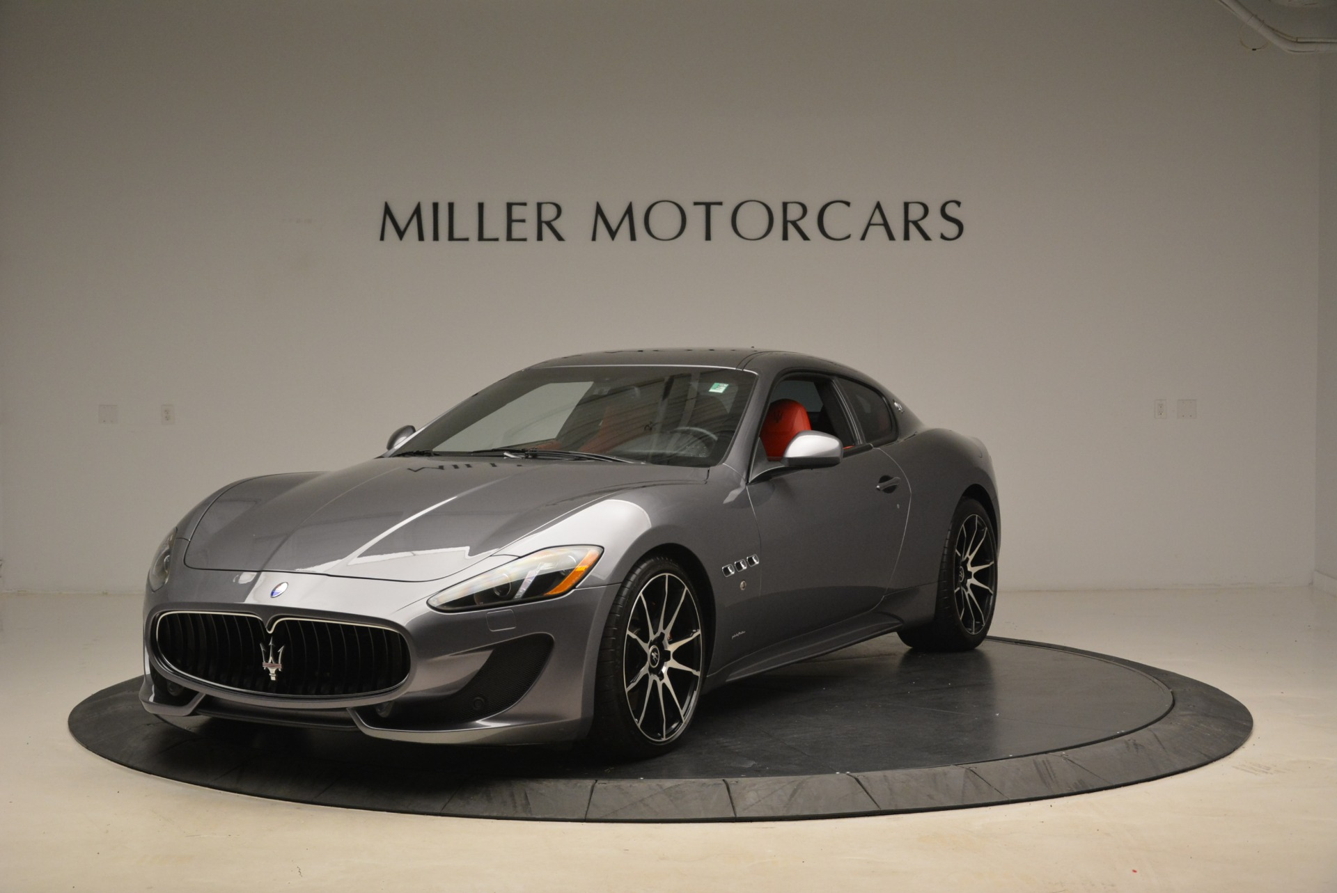 Used 2014 Maserati GranTurismo Sport For Sale In Greenwich, CT 2131_main