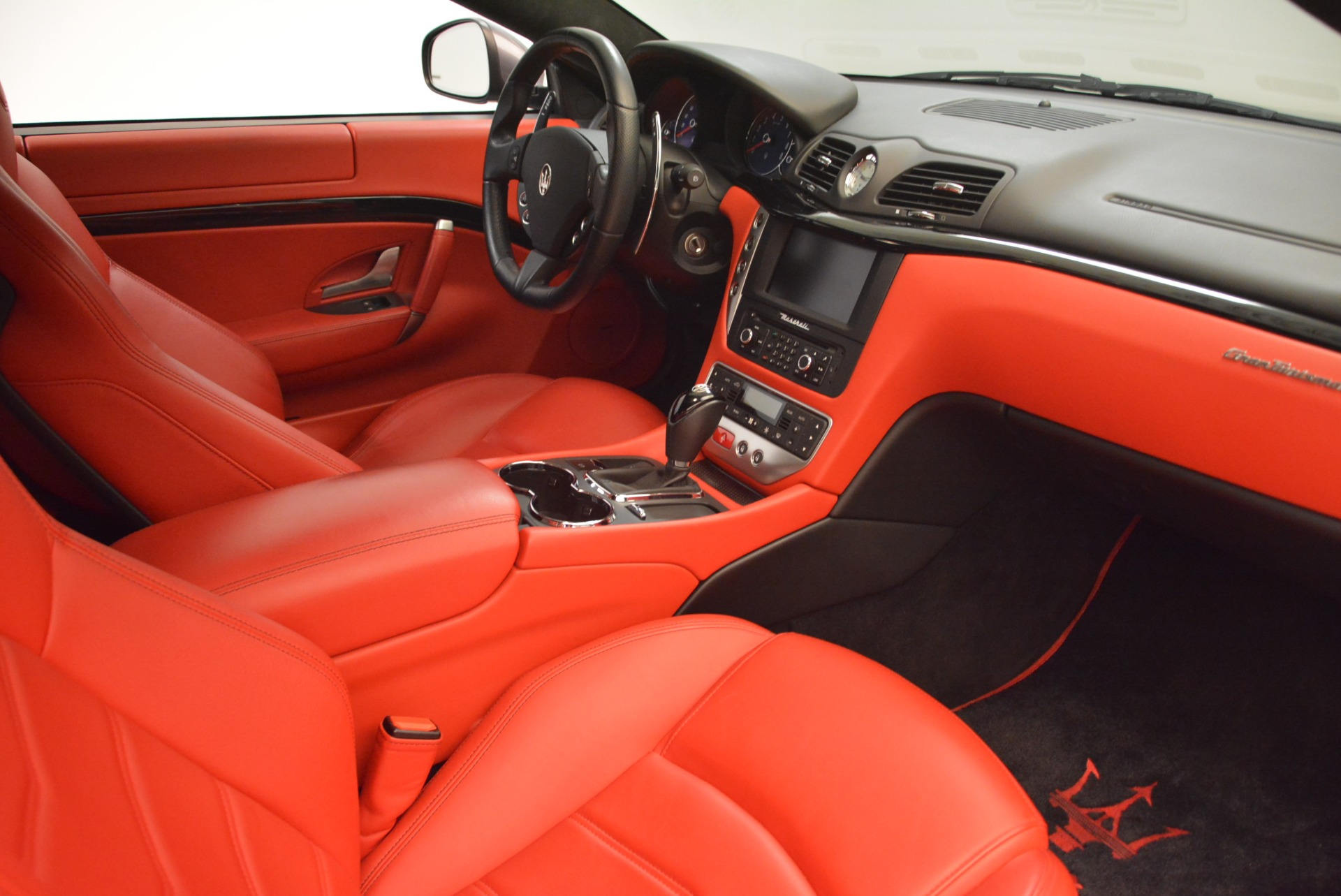 Used 2014 Maserati GranTurismo Sport For Sale In Greenwich, CT 2131_p17