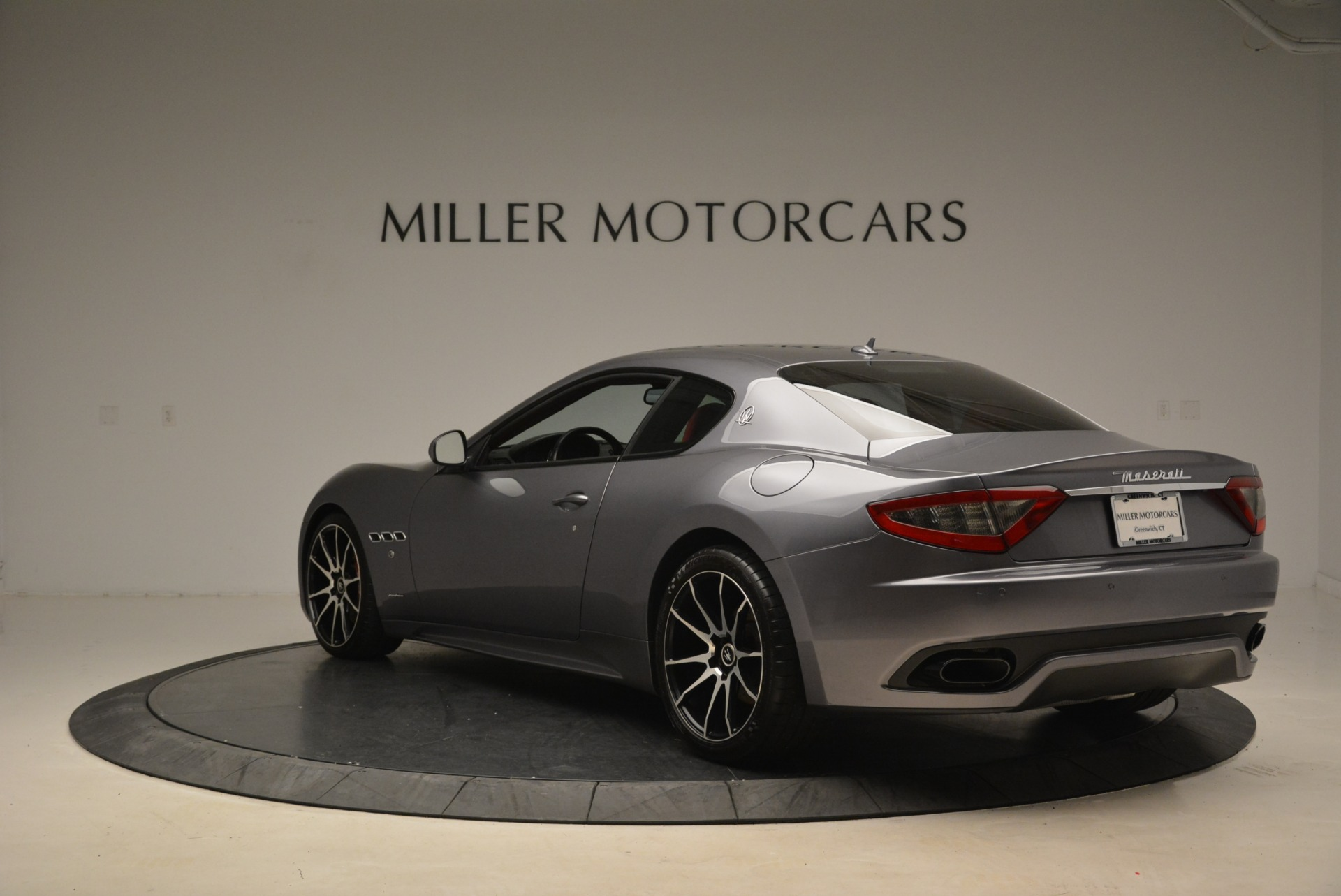 Used 2014 Maserati GranTurismo Sport For Sale In Greenwich, CT 2131_p3