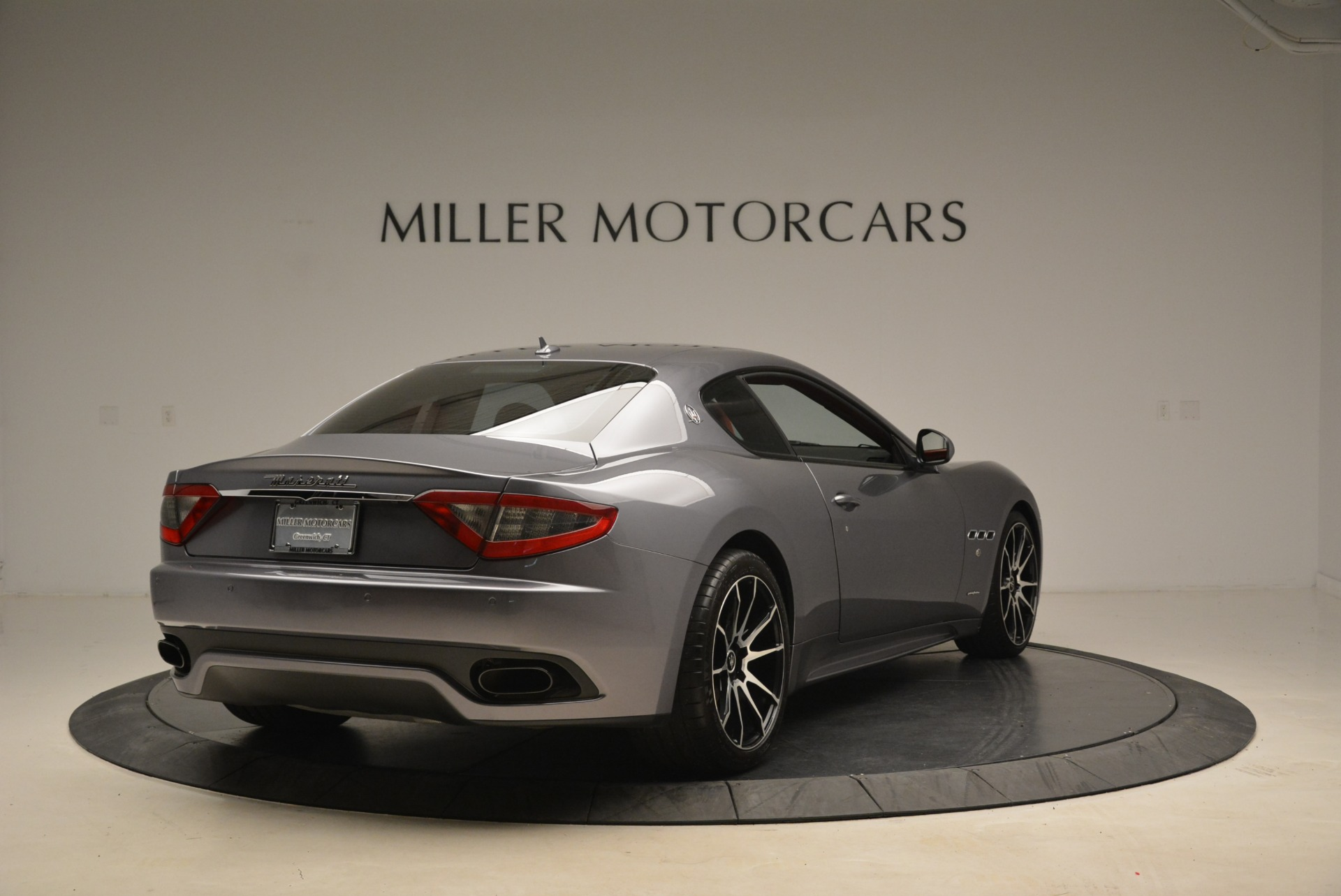 Used 2014 Maserati GranTurismo Sport For Sale In Greenwich, CT 2131_p5