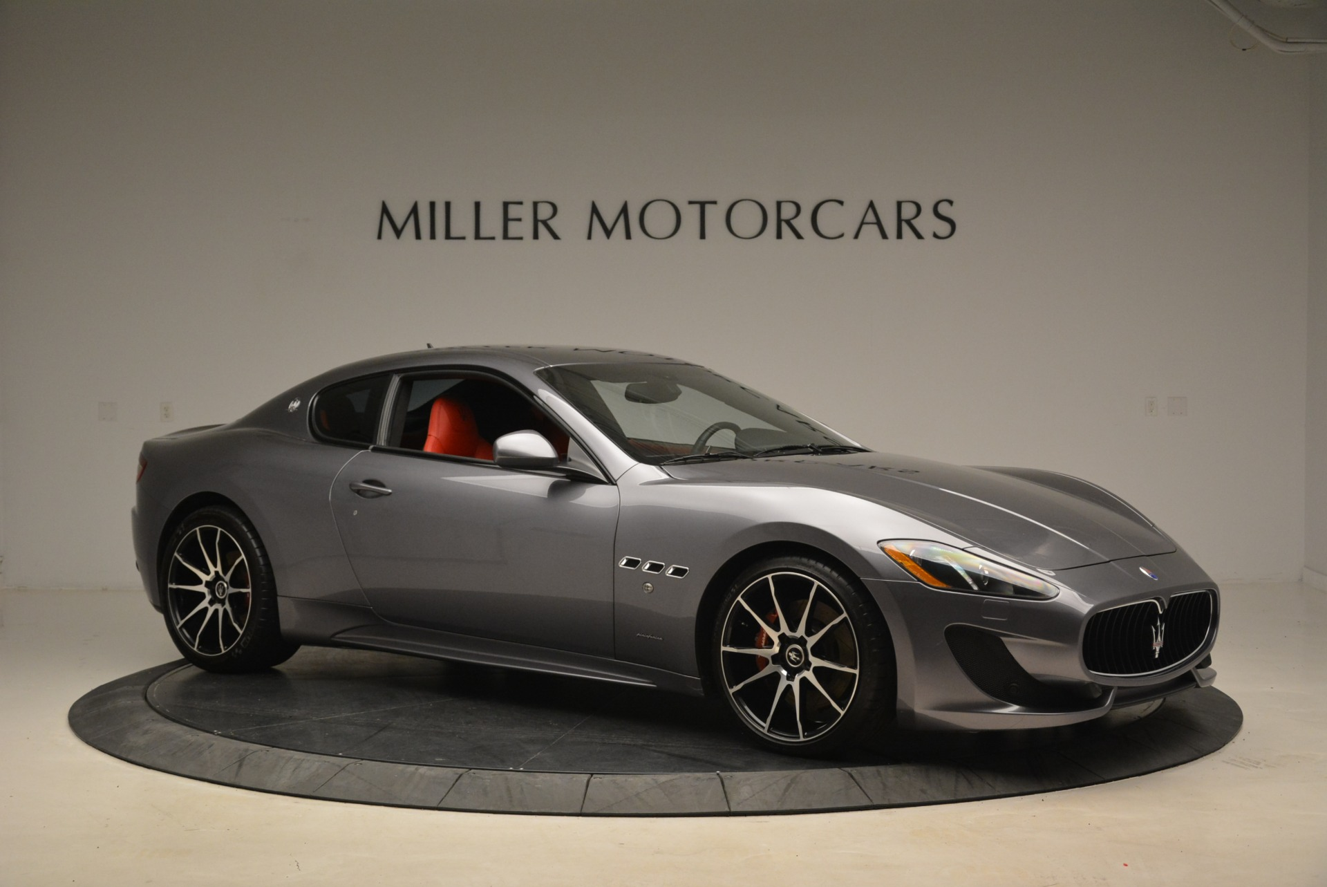 Used 2014 Maserati GranTurismo Sport For Sale In Greenwich, CT 2131_p8