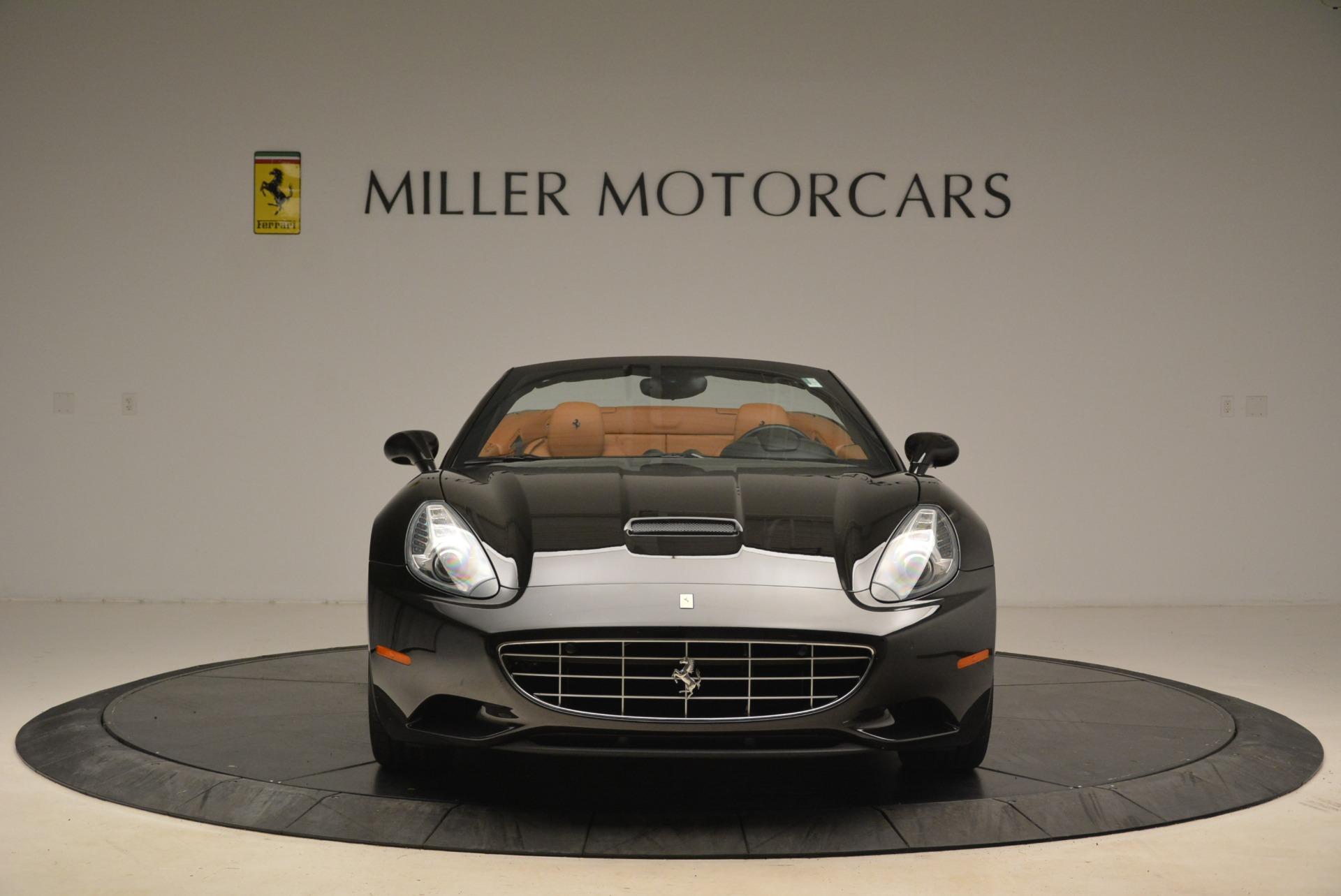 Used 2014 Ferrari California 30 For Sale In Greenwich, CT 2132_p12