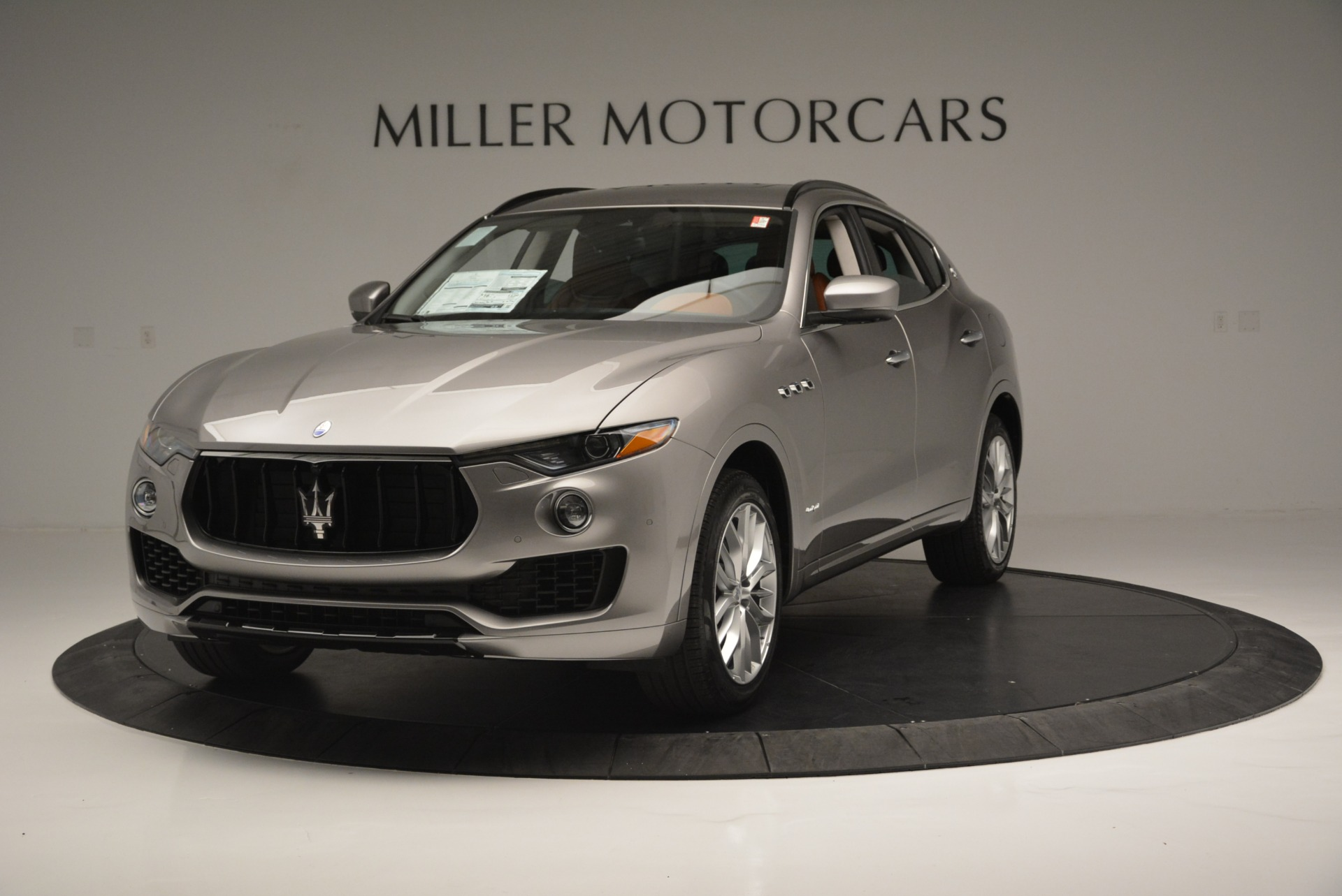New 2018 Maserati Levante Q4 GranSport For Sale In Greenwich, CT 2133_main