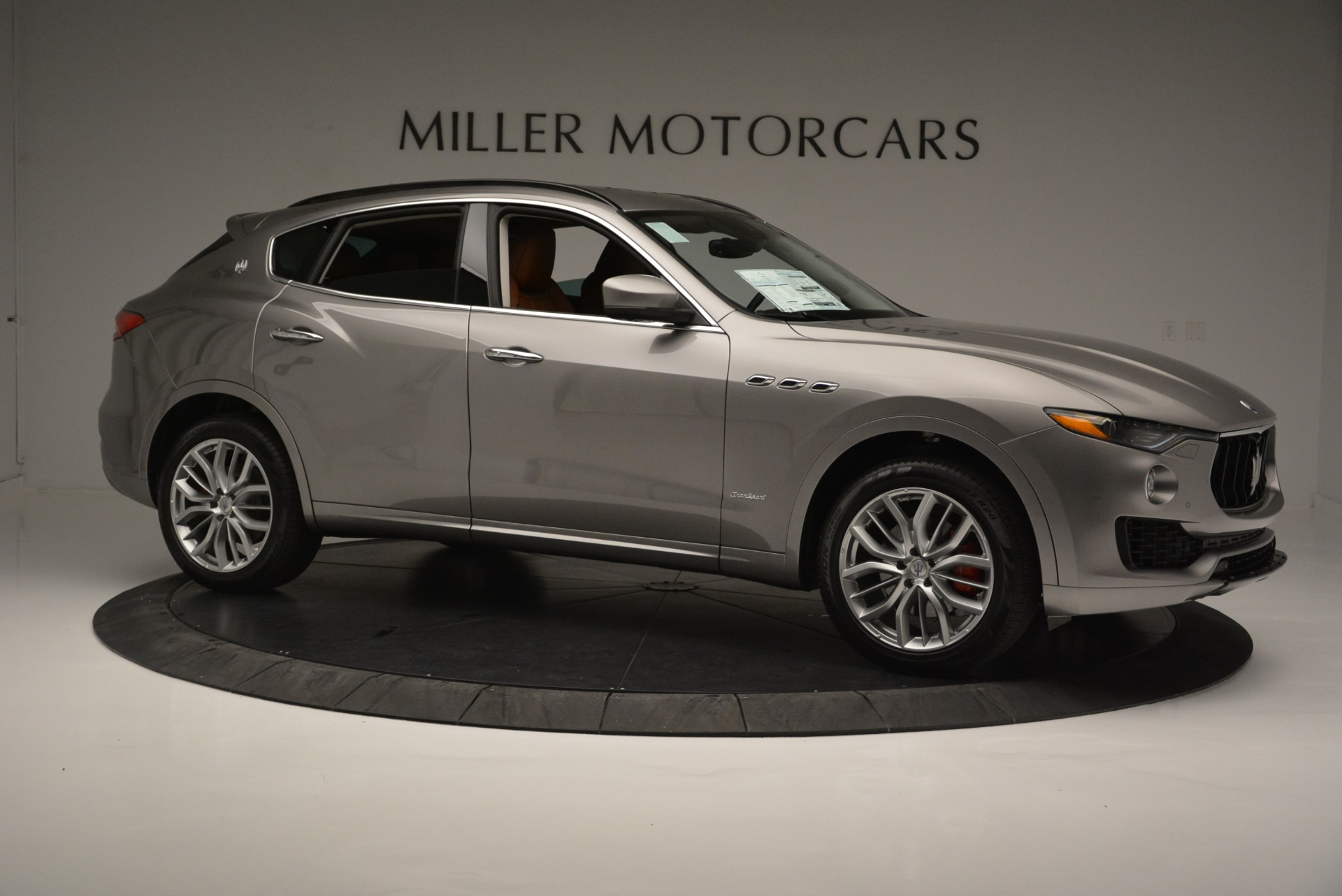 New 2018 Maserati Levante Q4 GranSport For Sale In Greenwich, CT 2133_p14