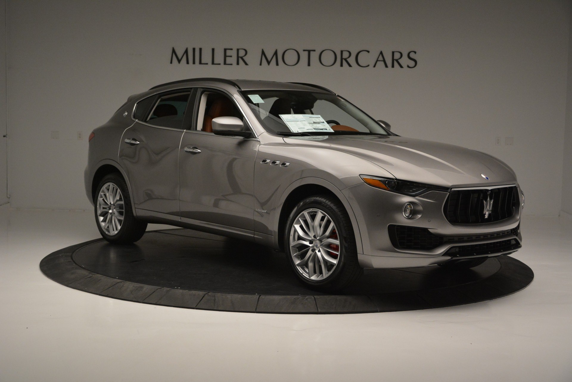 New 2018 Maserati Levante Q4 GranSport For Sale In Greenwich, CT 2133_p15