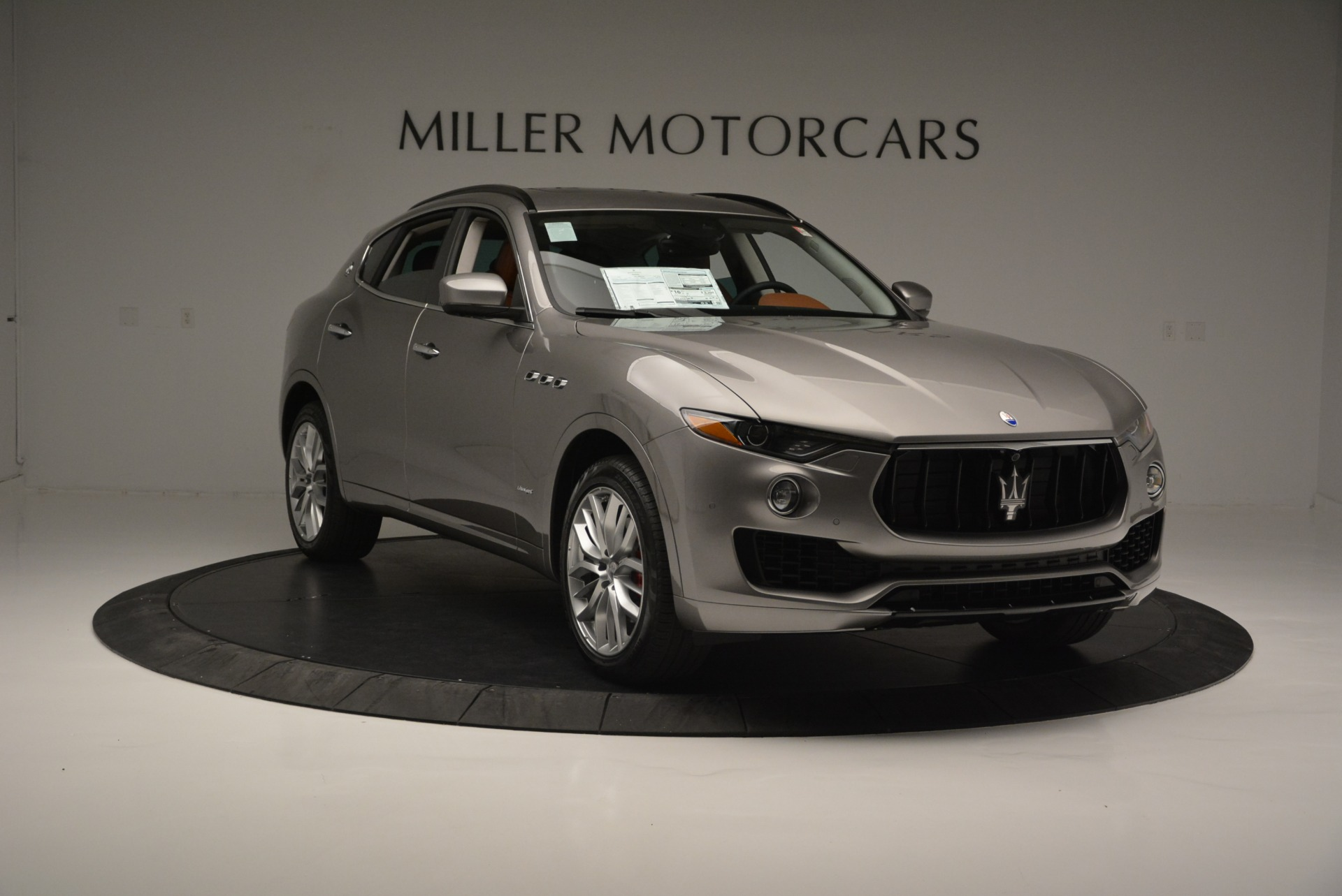 New 2018 Maserati Levante Q4 GranSport For Sale In Greenwich, CT 2133_p16