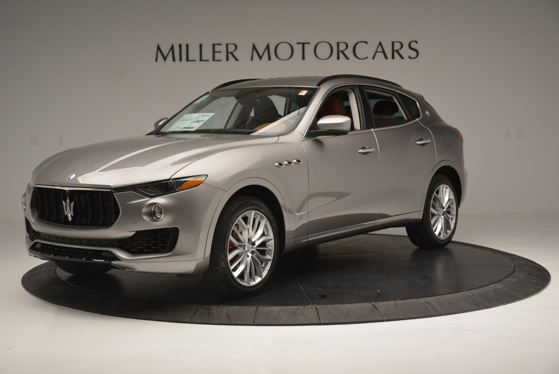 New 2018 Maserati Levante Q4 GranSport For Sale In Greenwich, CT 2133_p2