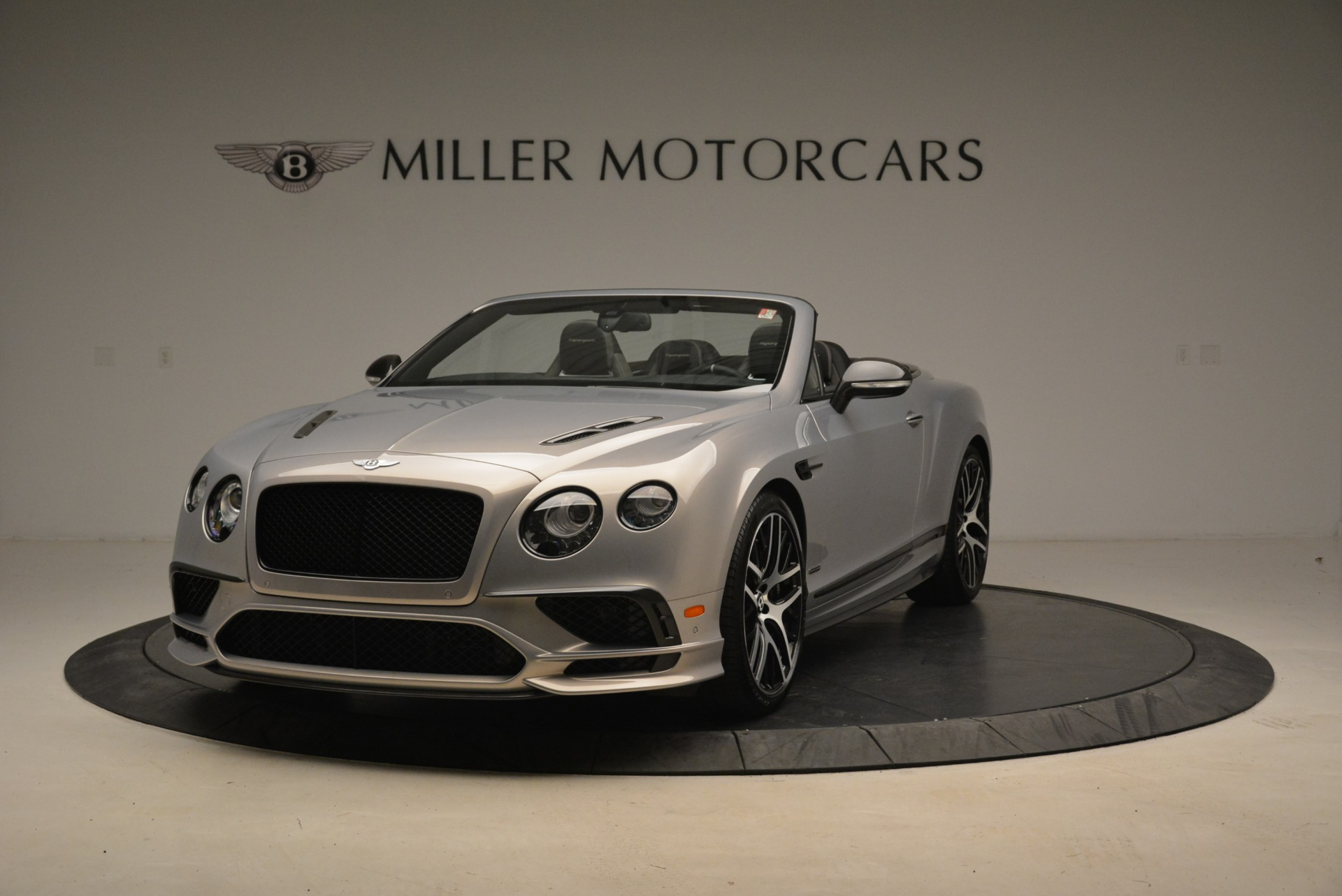 Used 2018 Bentley Continental GT Supersports Convertible For Sale In Greenwich, CT