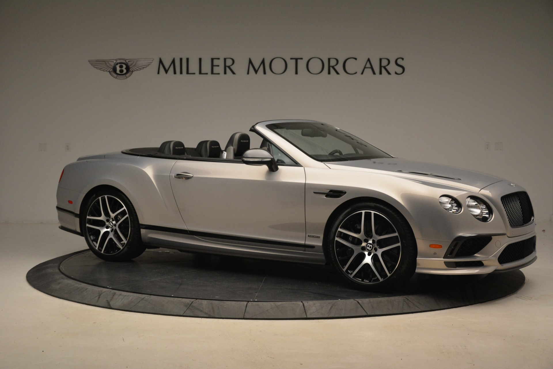 Used 2018 Bentley Continental GT Supersports Convertible For Sale In Greenwich, CT 2134_p10