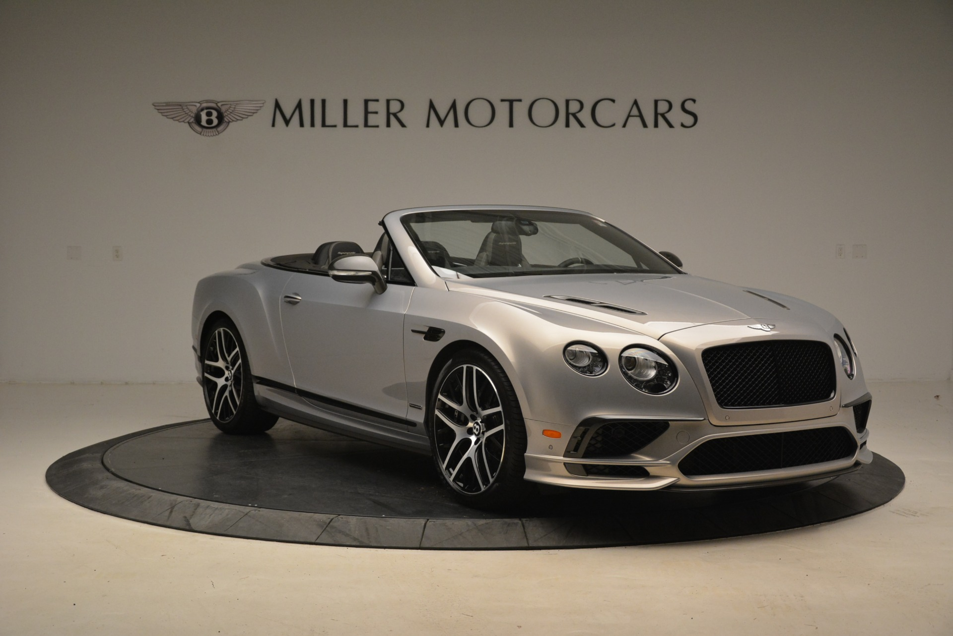 Used 2018 Bentley Continental GT Supersports Convertible For Sale In Greenwich, CT 2134_p11