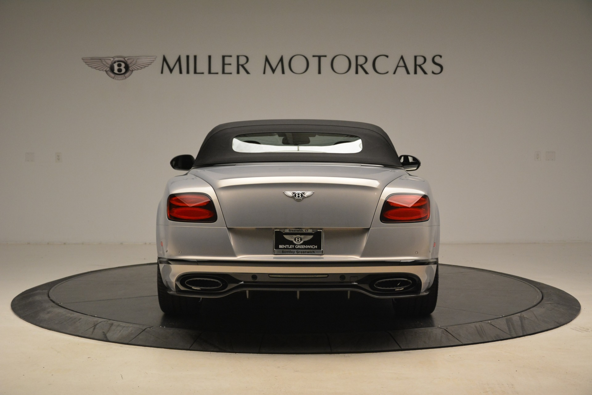 Used 2018 Bentley Continental GT Supersports Convertible For Sale In Greenwich, CT 2134_p16