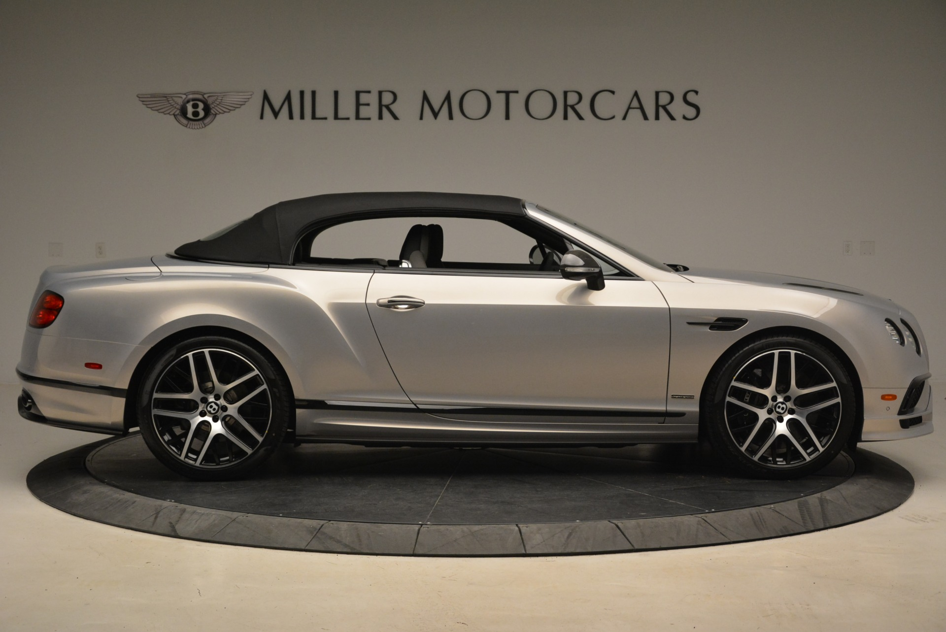 Used 2018 Bentley Continental GT Supersports Convertible For Sale In Greenwich, CT 2134_p18