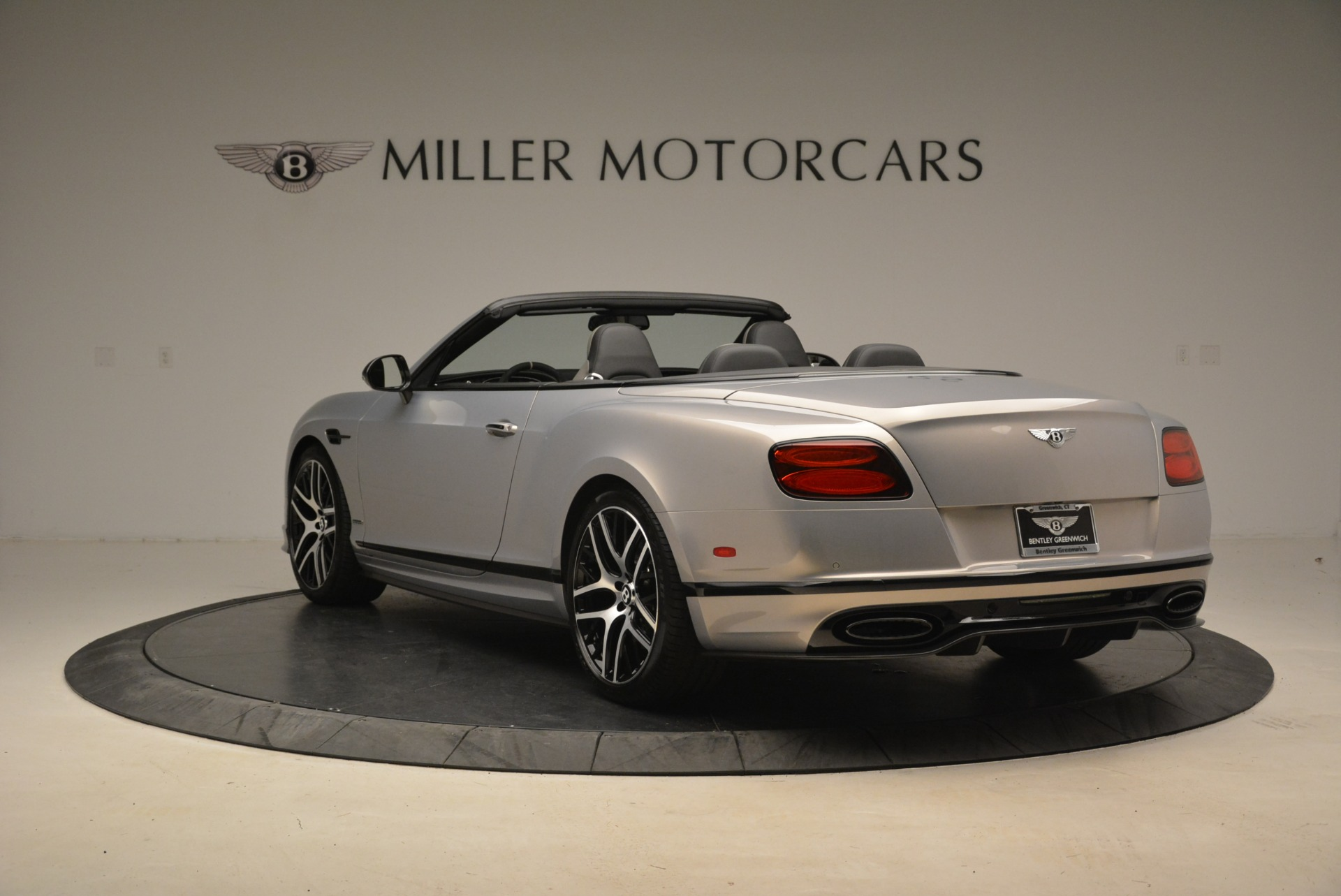 Used 2018 Bentley Continental GT Supersports Convertible For Sale In Greenwich, CT 2134_p5