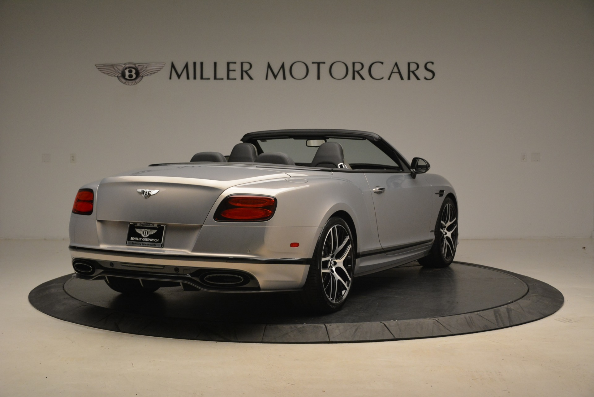 Used 2018 Bentley Continental GT Supersports Convertible For Sale In Greenwich, CT 2134_p7