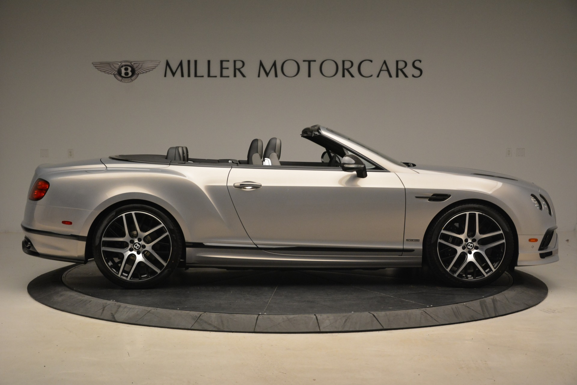 Used 2018 Bentley Continental GT Supersports Convertible For Sale In Greenwich, CT 2134_p9