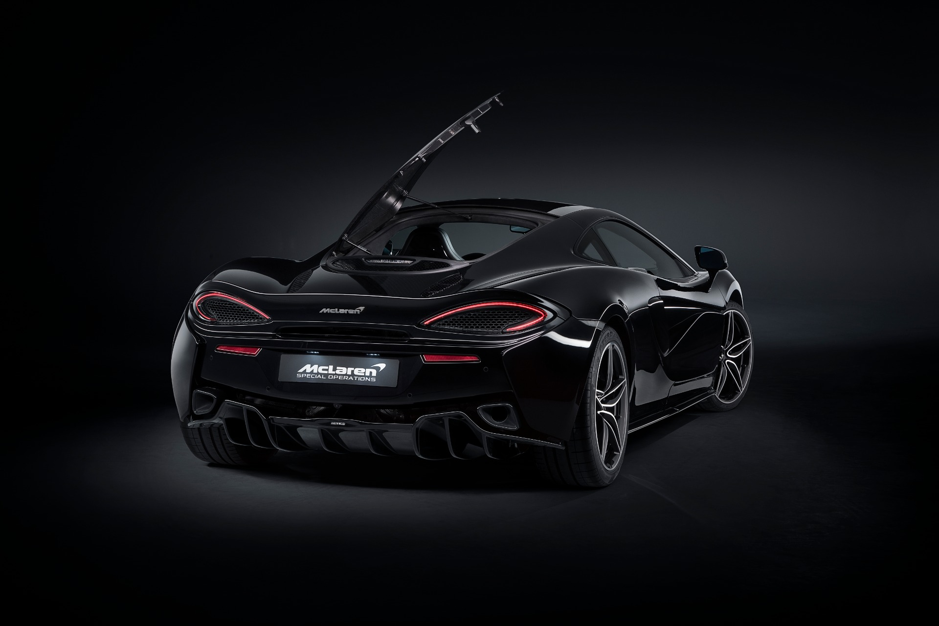 New 2018 MCLAREN 570GT MSO COLLECTION - LIMITED EDITION For Sale In Greenwich, CT 2136_p3