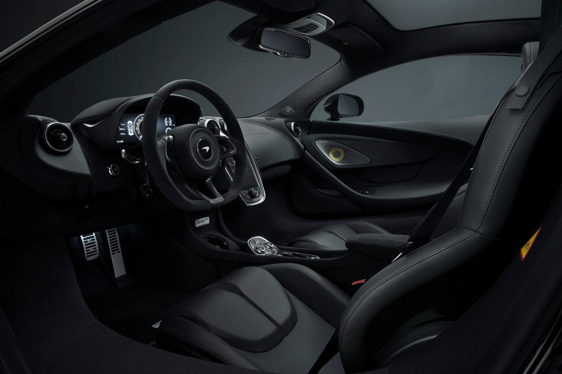 New 2018 MCLAREN 570GT MSO COLLECTION - LIMITED EDITION For Sale In Greenwich, CT 2136_p7