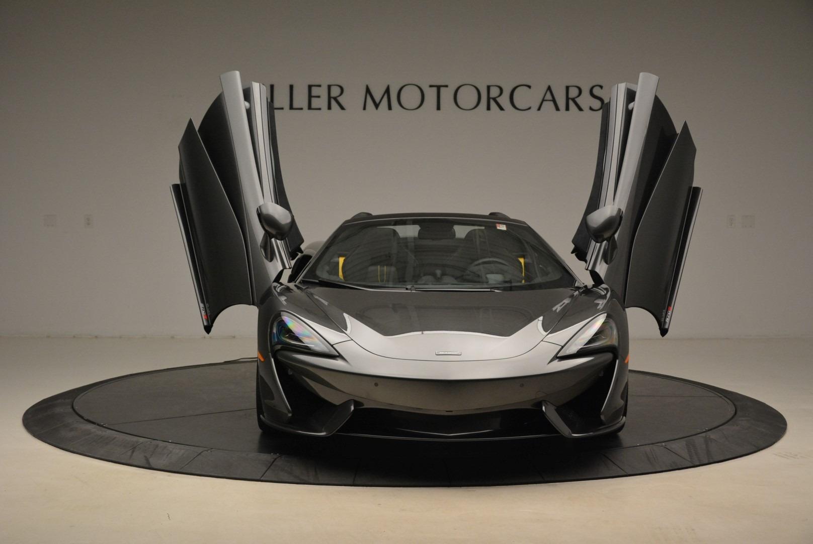 New 2018 McLaren 570S Spider For Sale In Greenwich, CT 2137_p13
