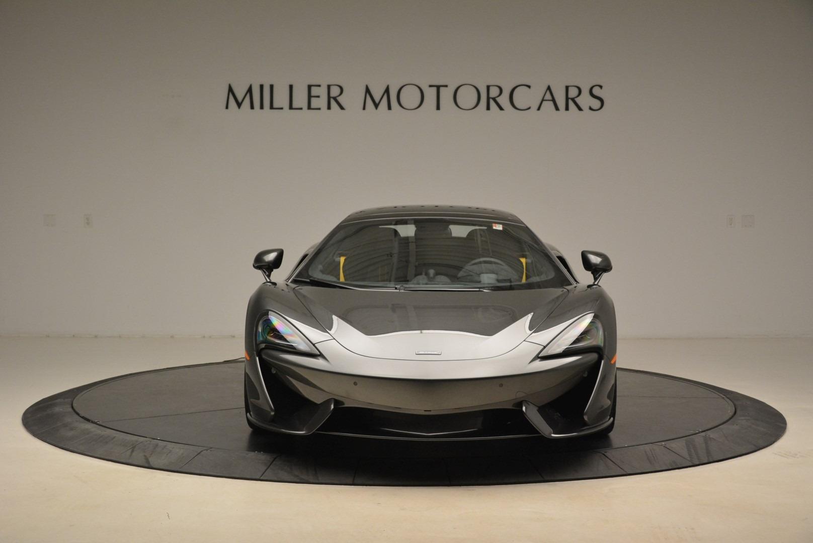 New 2018 McLaren 570S Spider For Sale In Greenwich, CT 2137_p22