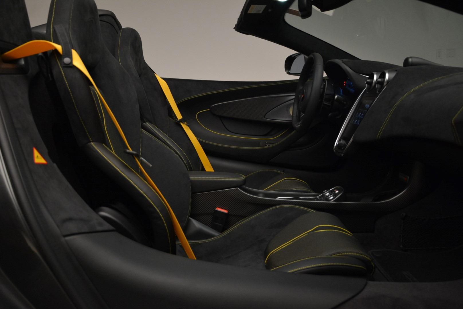 New 2018 McLaren 570S Spider For Sale In Greenwich, CT 2137_p27