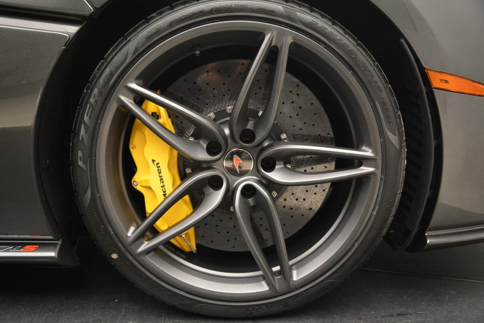 New 2018 McLaren 570S Spider For Sale In Greenwich, CT 2137_p29