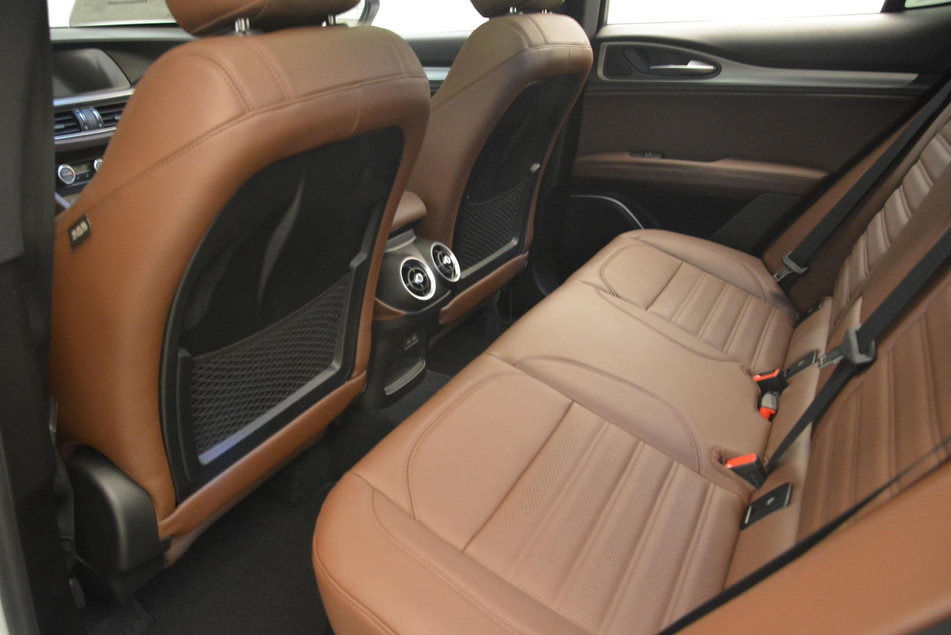 New 2018 Alfa Romeo Stelvio Ti Sport Q4 For Sale In Greenwich, CT 2138_p16