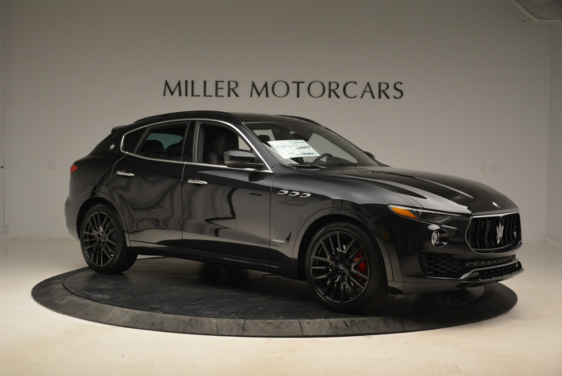 New 2018 Maserati Levante S Q4 Gransport For Sale In Greenwich, CT 2141_p10