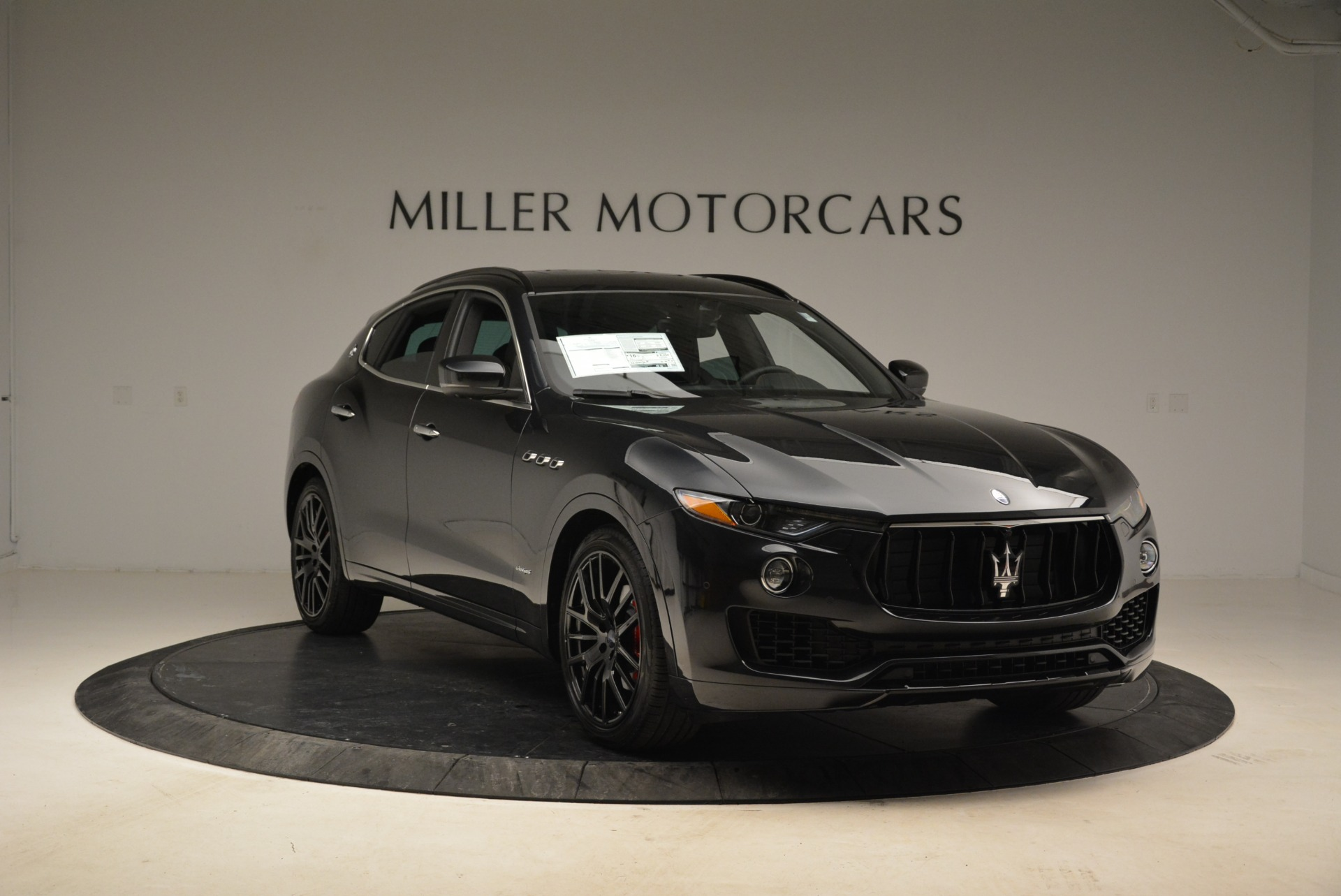 New 2018 Maserati Levante S Q4 Gransport For Sale In Greenwich, CT 2141_p11