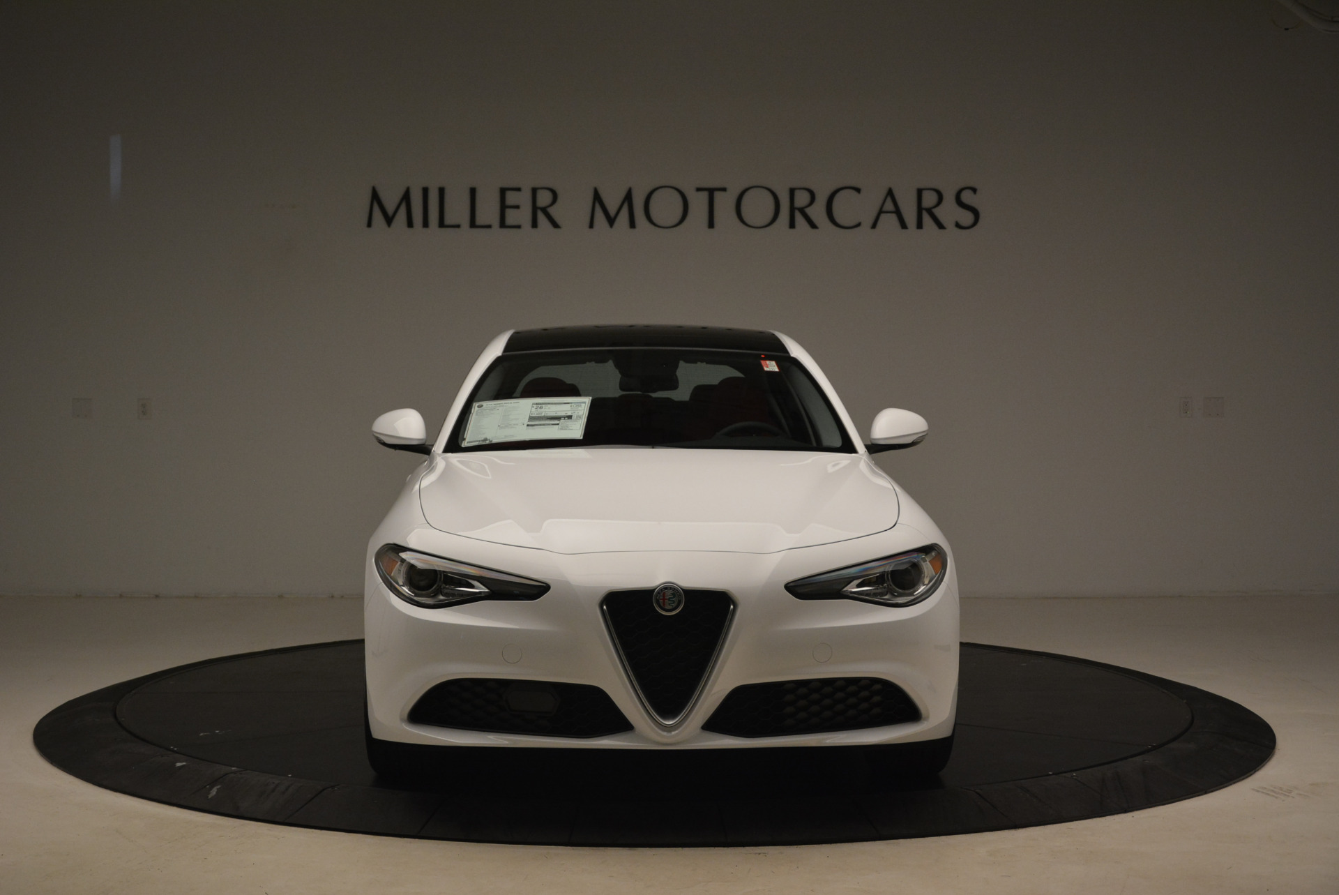 New 2018 Alfa Romeo Giulia Q4 For Sale In Greenwich, CT 2142_p12