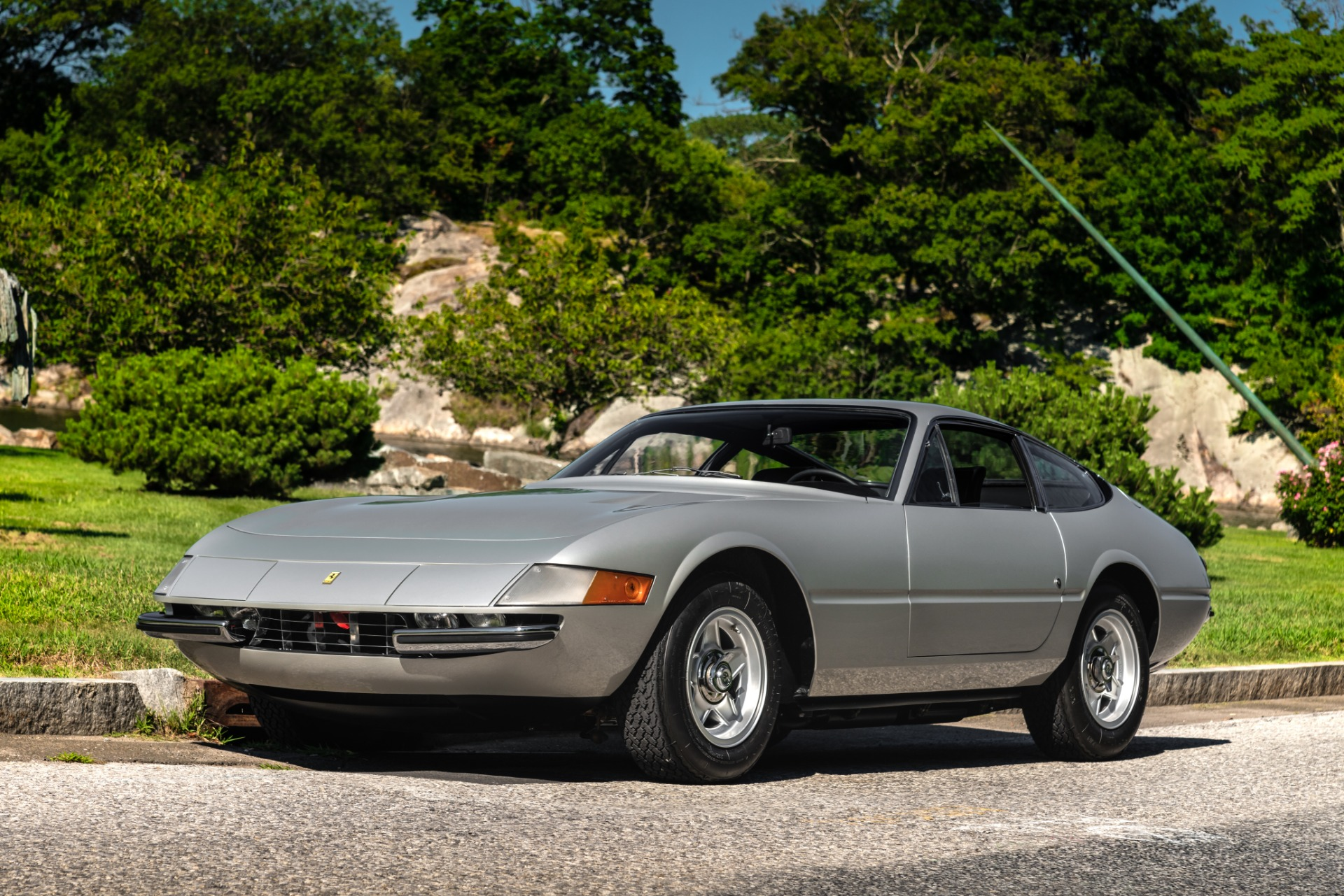 Used 1971 Ferrari 365 GTB/4 Daytona For Sale In Greenwich, CT