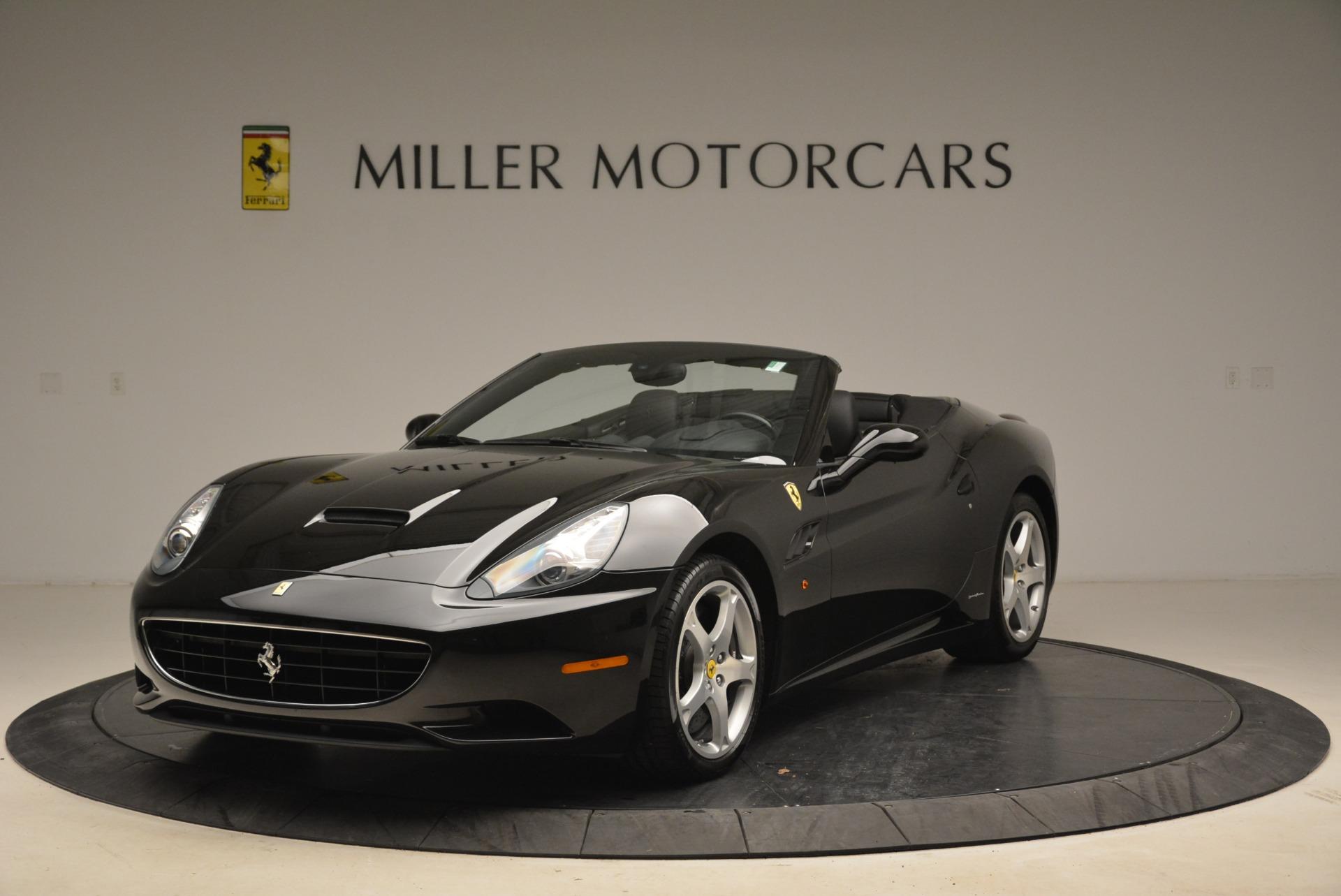 Used 2009 Ferrari California  For Sale In Greenwich, CT 2149_main