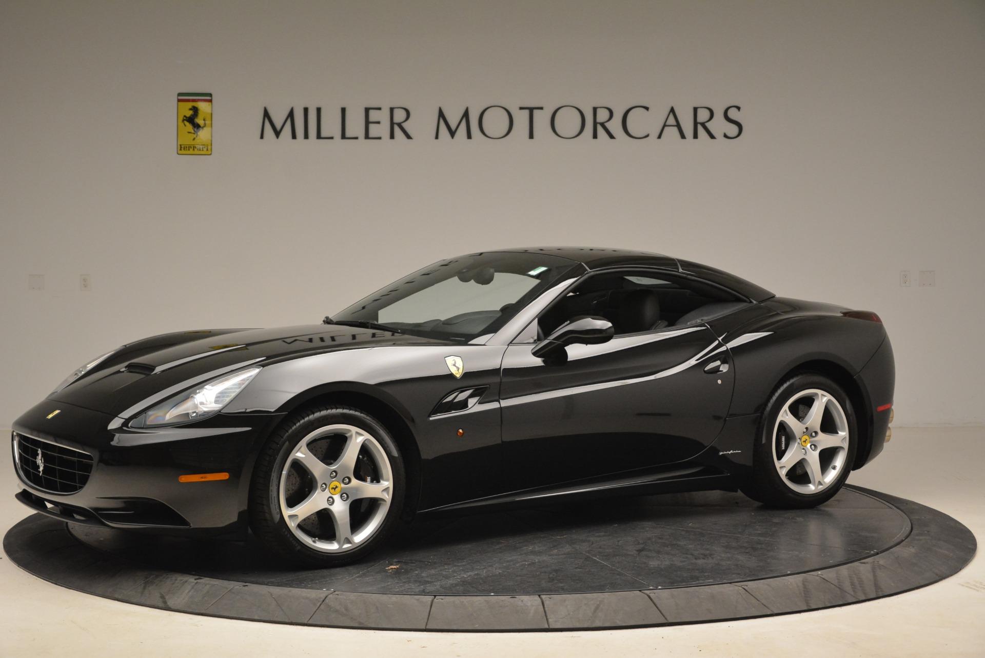 Used 2009 Ferrari California  For Sale In Greenwich, CT 2149_p14
