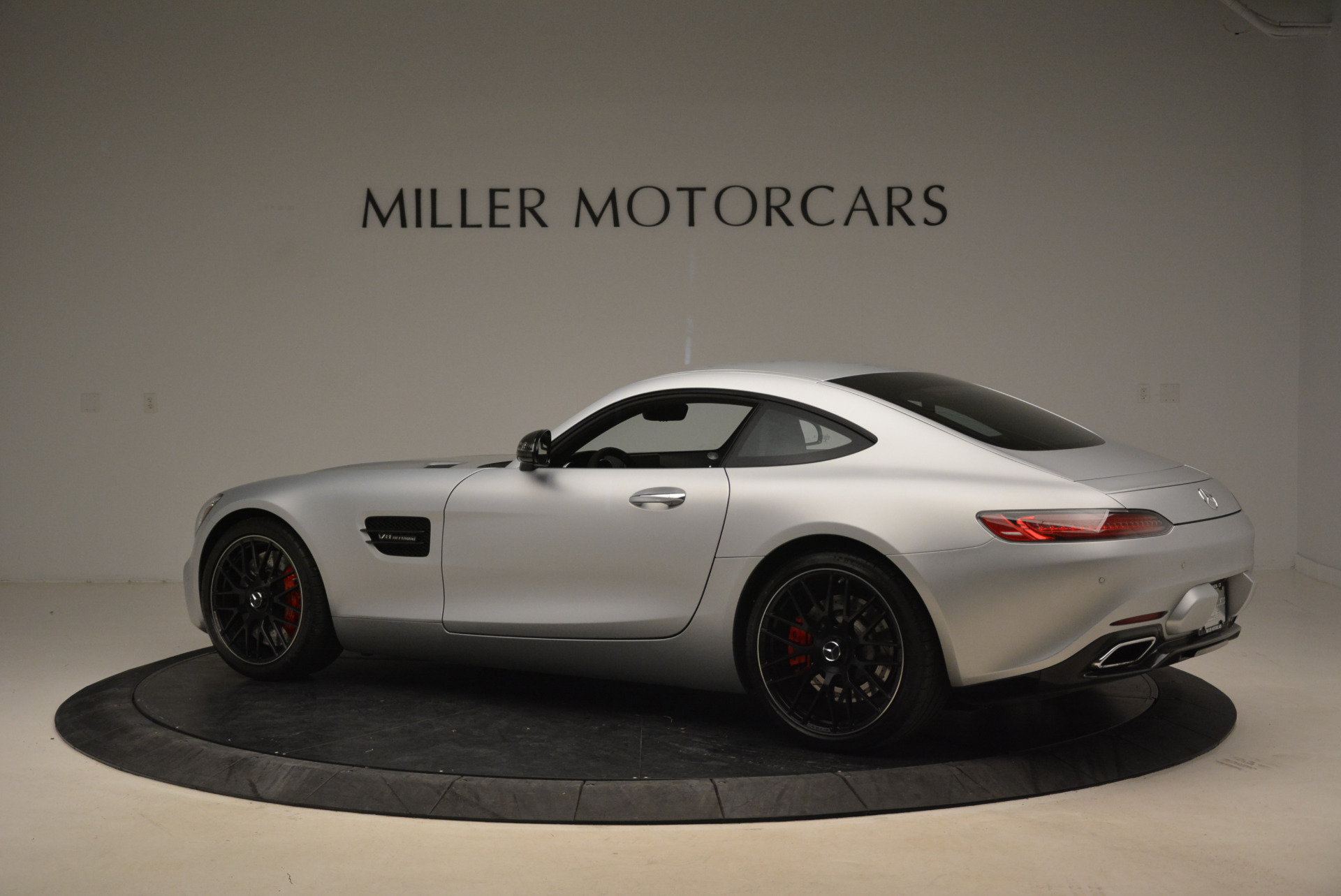 Used 2016 Mercedes-Benz AMG GT S For Sale In Greenwich, CT 2150_p4