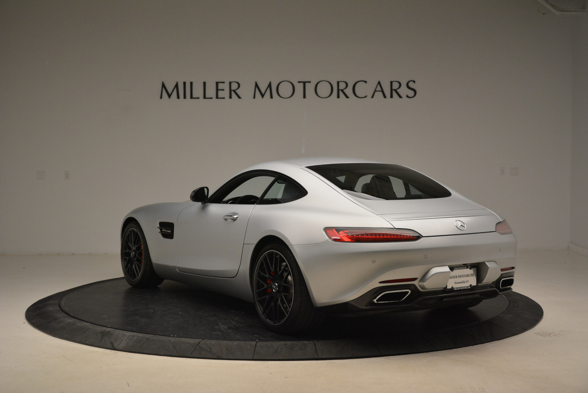 Used 2016 Mercedes-Benz AMG GT S For Sale In Greenwich, CT 2150_p5