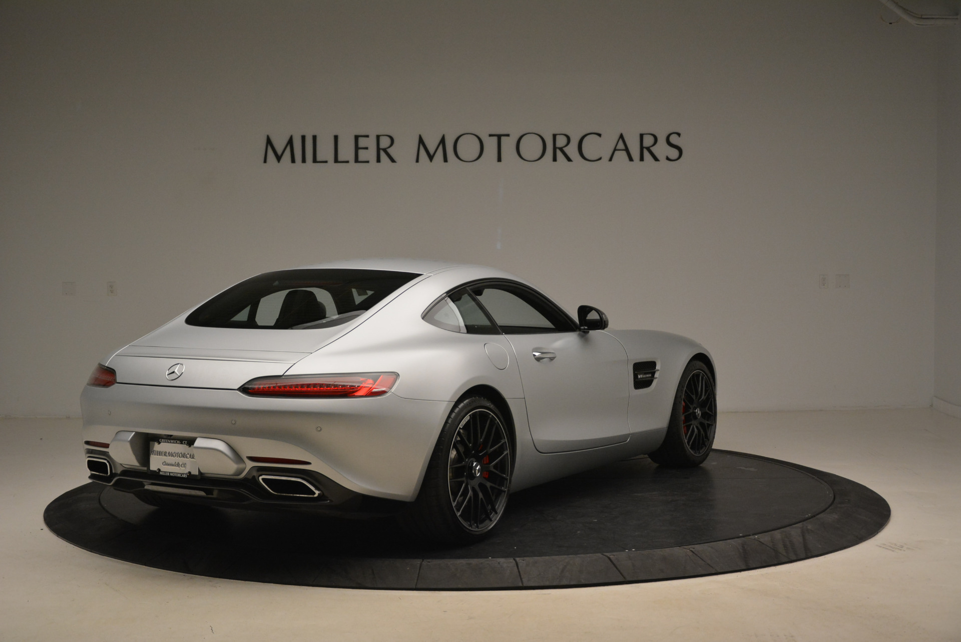 Used 2016 Mercedes-Benz AMG GT S For Sale In Greenwich, CT 2150_p7