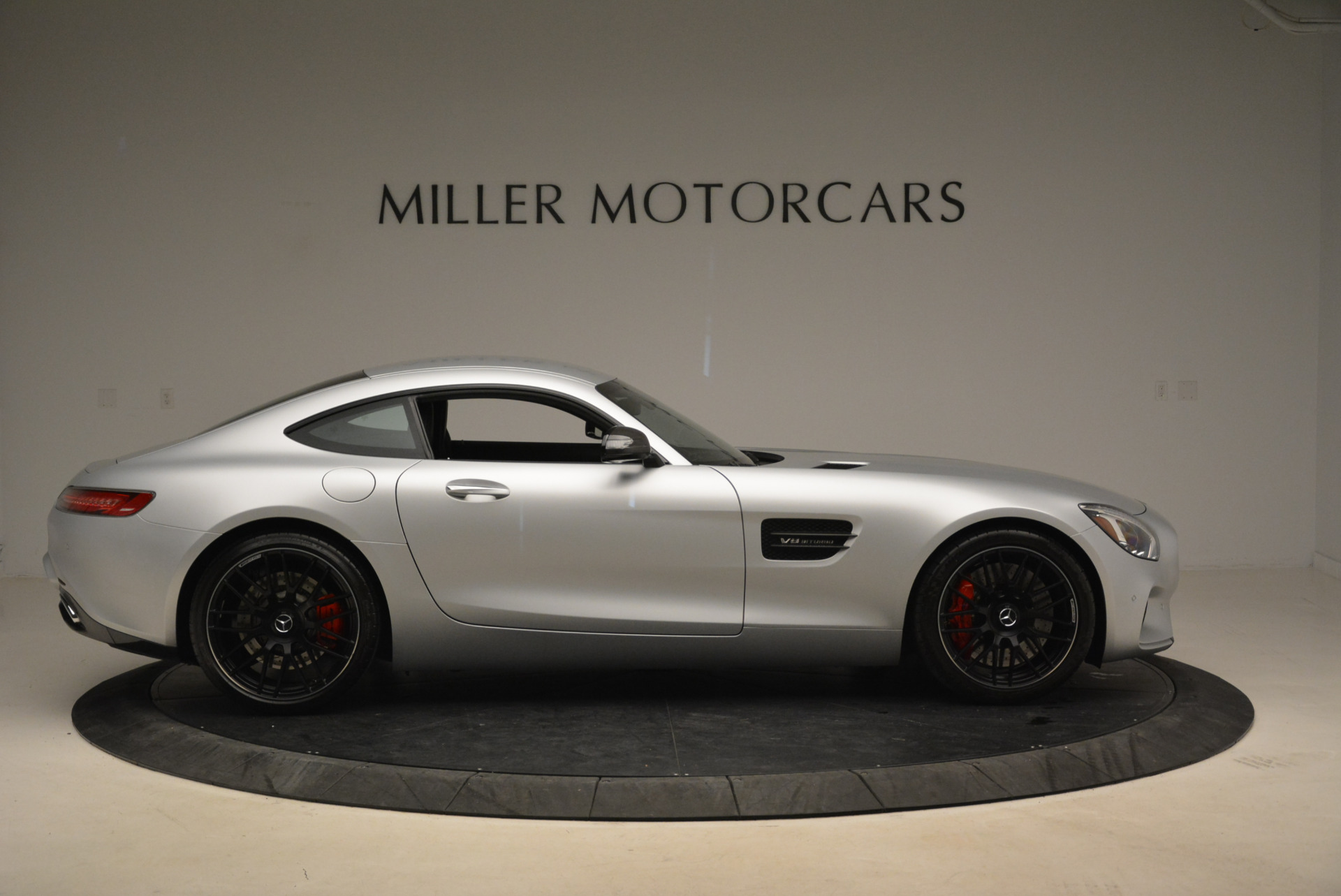 Used 2016 Mercedes-Benz AMG GT S For Sale In Greenwich, CT 2150_p9