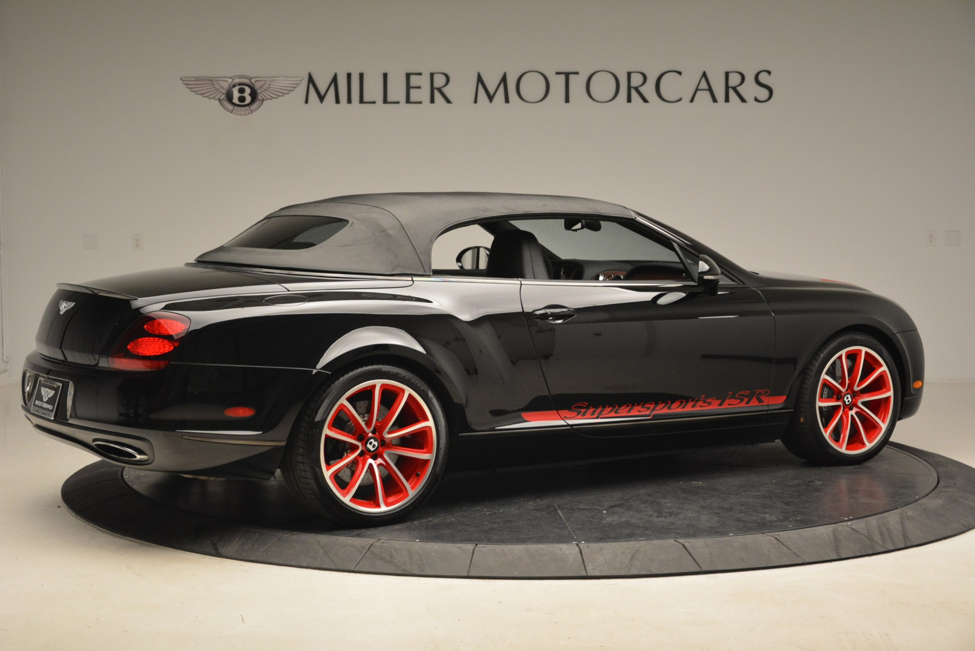 Used 2013 Bentley Continental GT Supersports Convertible ISR For Sale In Greenwich, CT 2151_p21