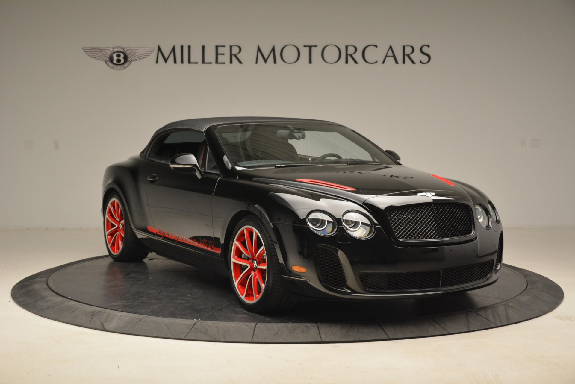 Used 2013 Bentley Continental GT Supersports Convertible ISR For Sale In Greenwich, CT 2151_p24