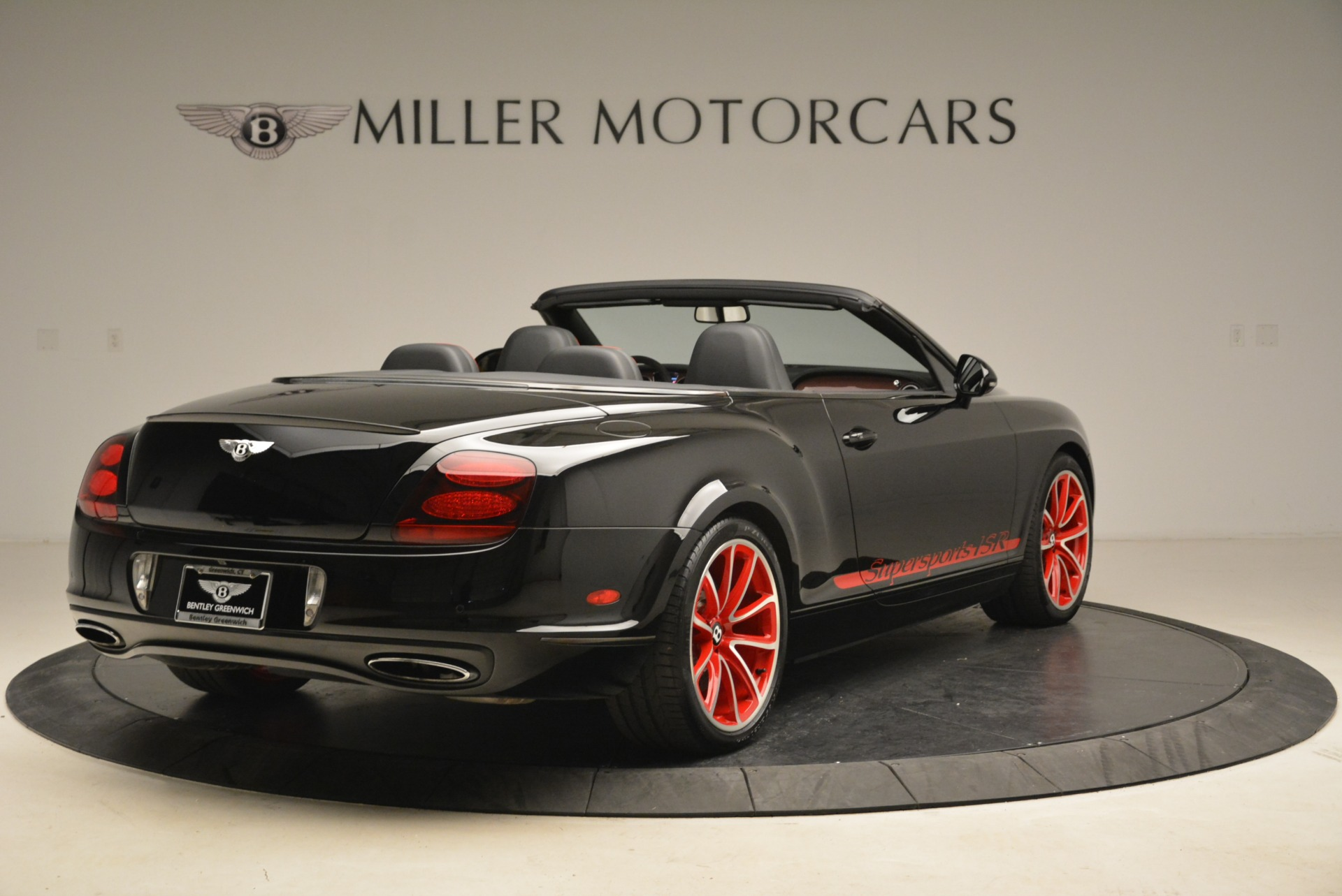 Used 2013 Bentley Continental GT Supersports Convertible ISR For Sale In Greenwich, CT 2151_p7