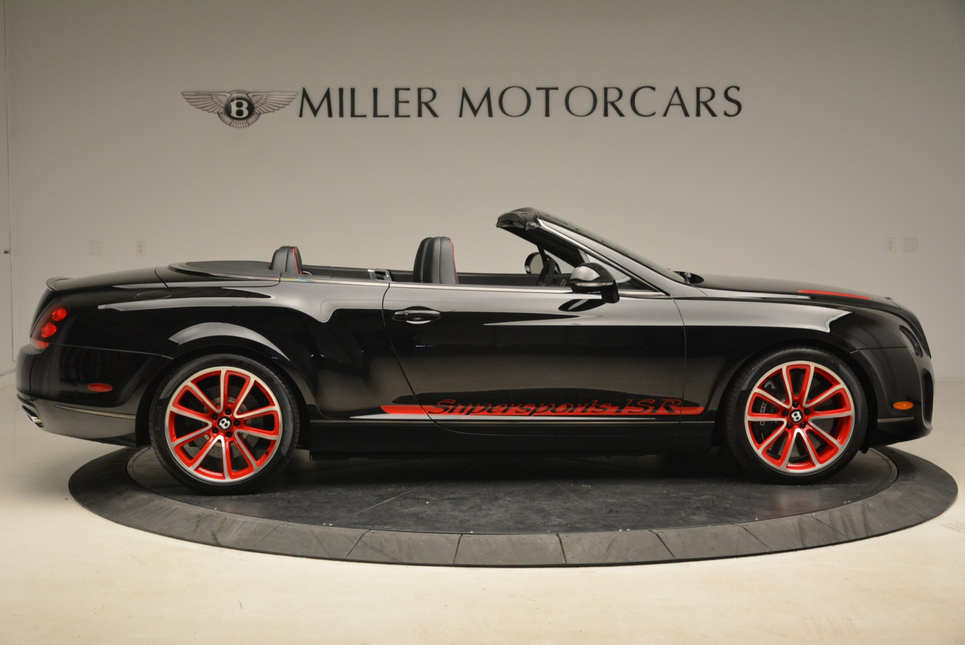 Used 2013 Bentley Continental GT Supersports Convertible ISR For Sale In Greenwich, CT 2151_p9