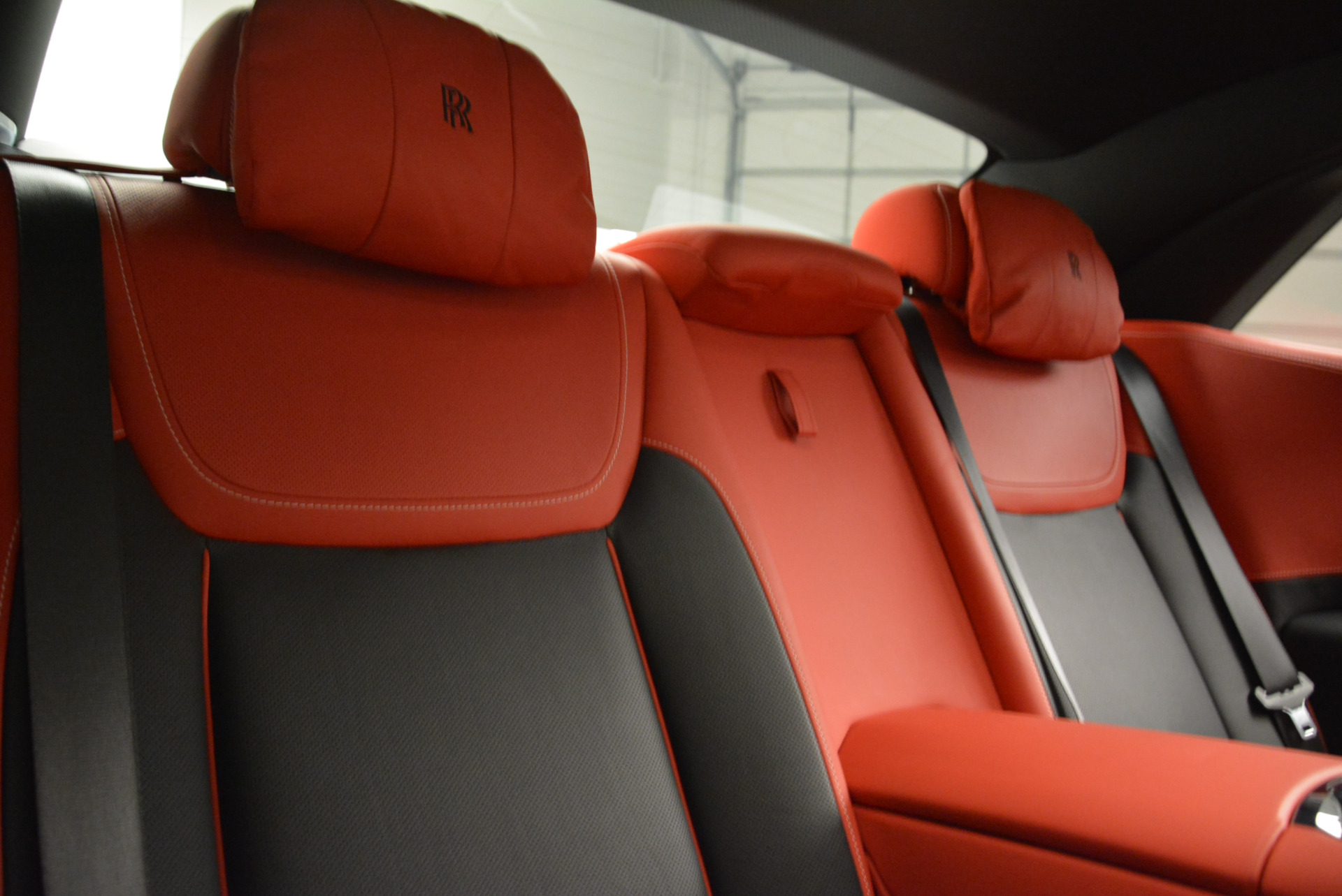 Used 2017 Rolls-Royce Ghost Black Badge For Sale In Greenwich, CT 2154_p30