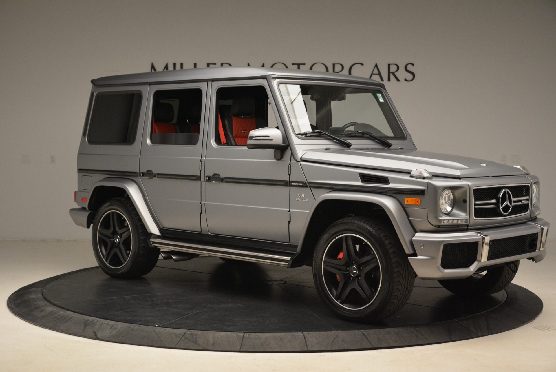 Used 2017 Mercedes-Benz G-Class AMG G 63 For Sale In Greenwich, CT 2156_p10