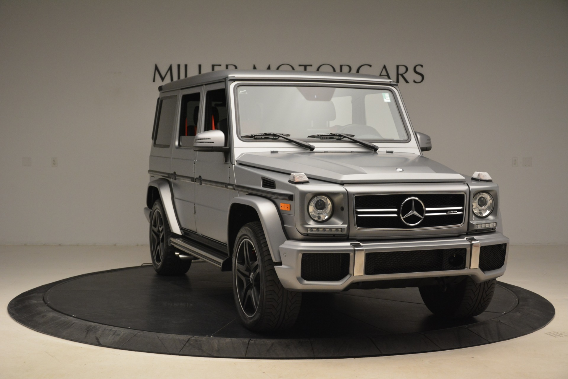 Used 2017 Mercedes-Benz G-Class AMG G 63 For Sale In Greenwich, CT 2156_p11