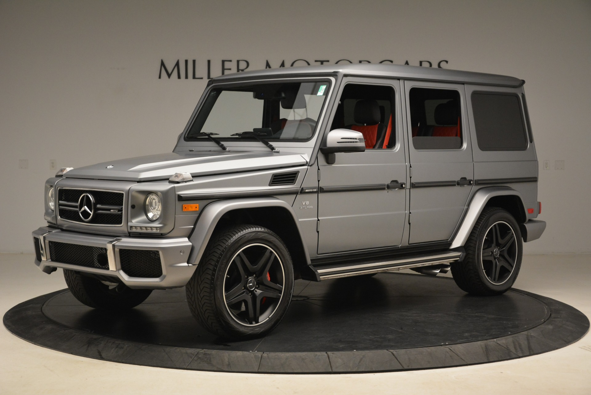 Used 2017 Mercedes-Benz G-Class AMG G 63 For Sale In Greenwich, CT 2156_p2