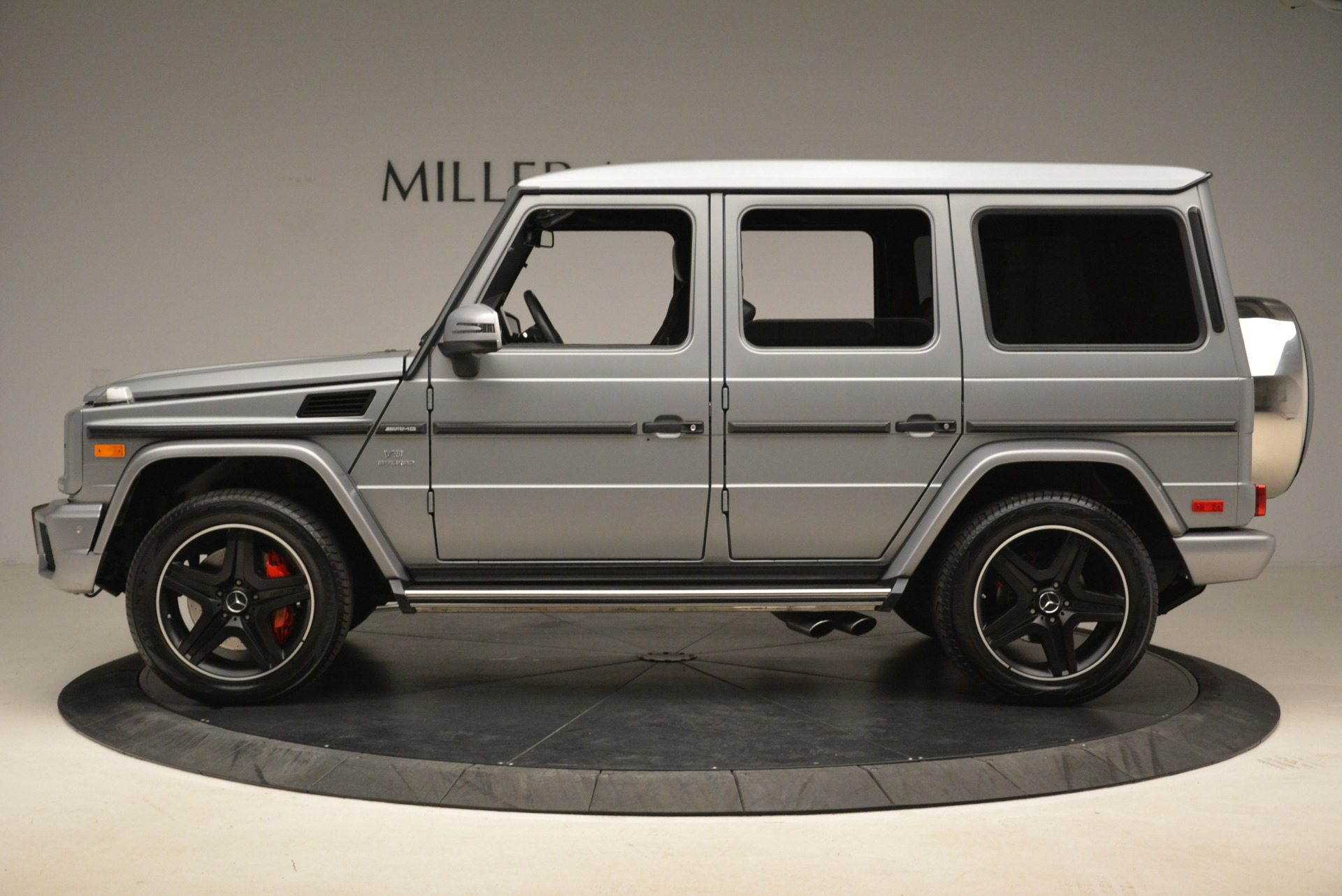 Used 2017 Mercedes-Benz G-Class AMG G 63 For Sale In Greenwich, CT 2156_p3