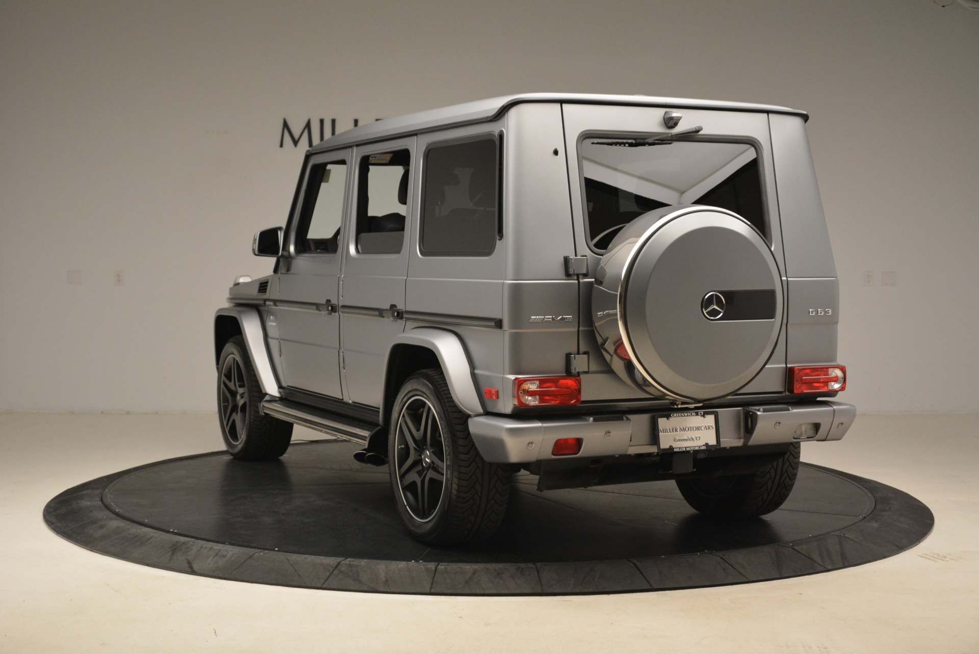 Used 2017 Mercedes-Benz G-Class AMG G 63 For Sale In Greenwich, CT 2156_p5