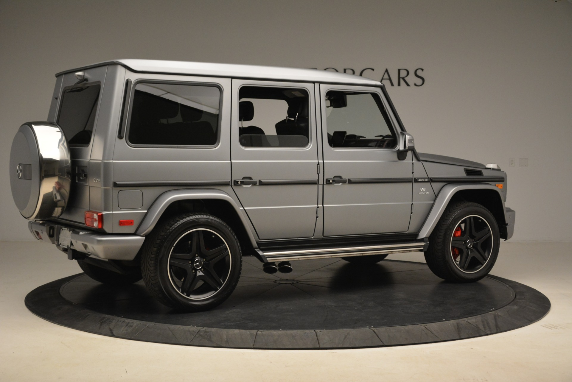 Used 2017 Mercedes-Benz G-Class AMG G 63 For Sale In Greenwich, CT 2156_p8