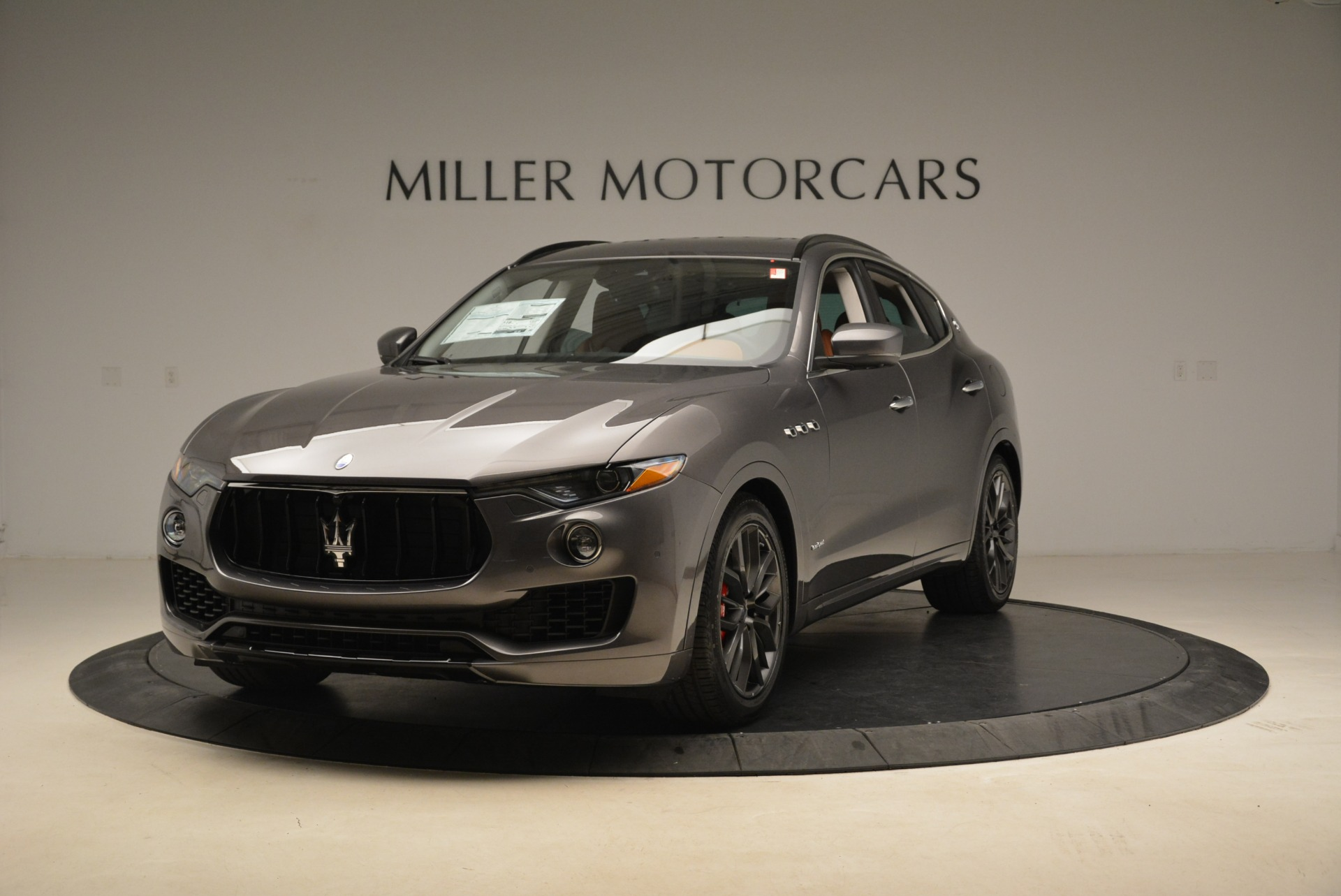 New 2018 Maserati Levante S Q4 GranSport For Sale In Greenwich, CT 2158_main