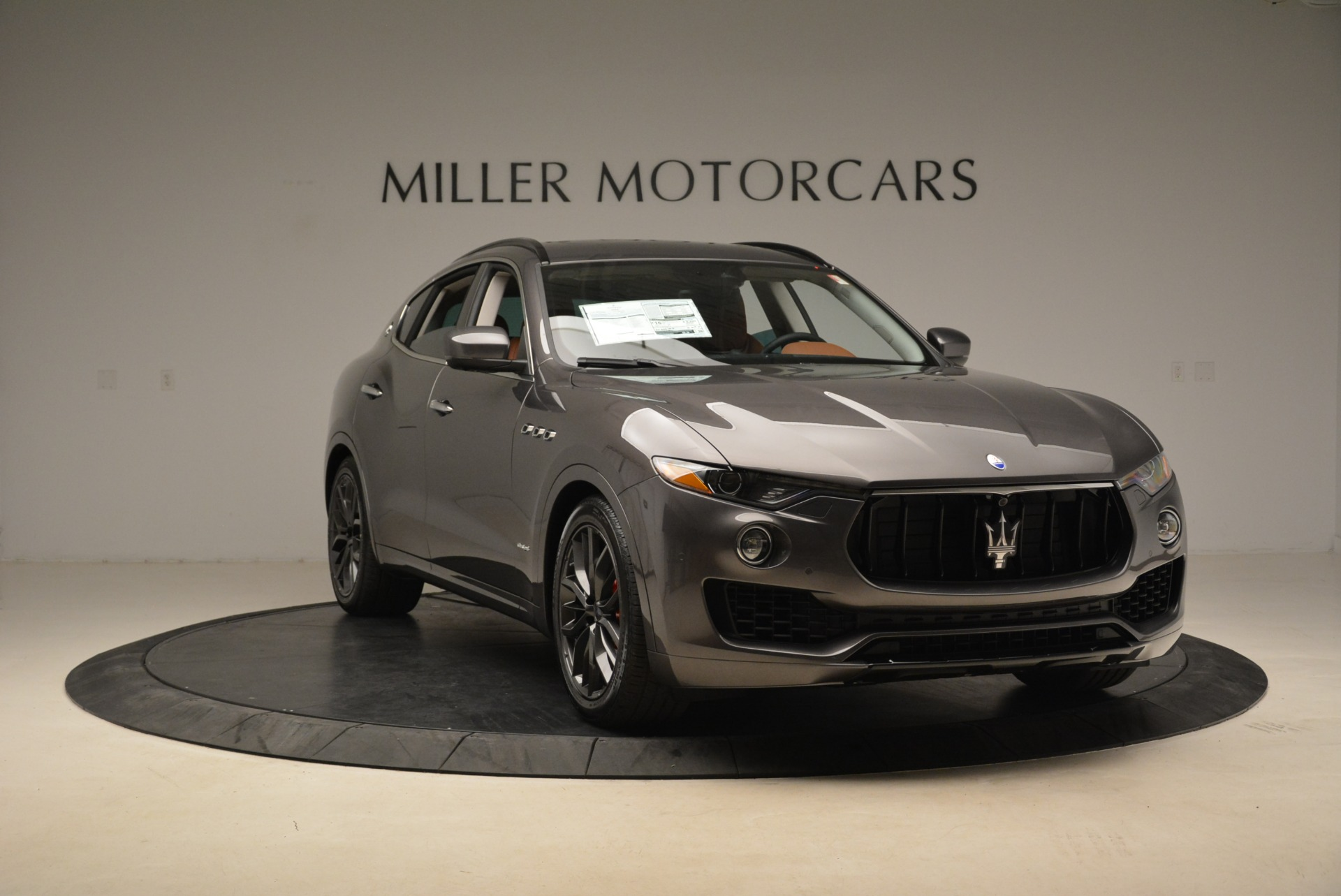 New 2018 Maserati Levante S Q4 GranSport For Sale In Greenwich, CT 2158_p10